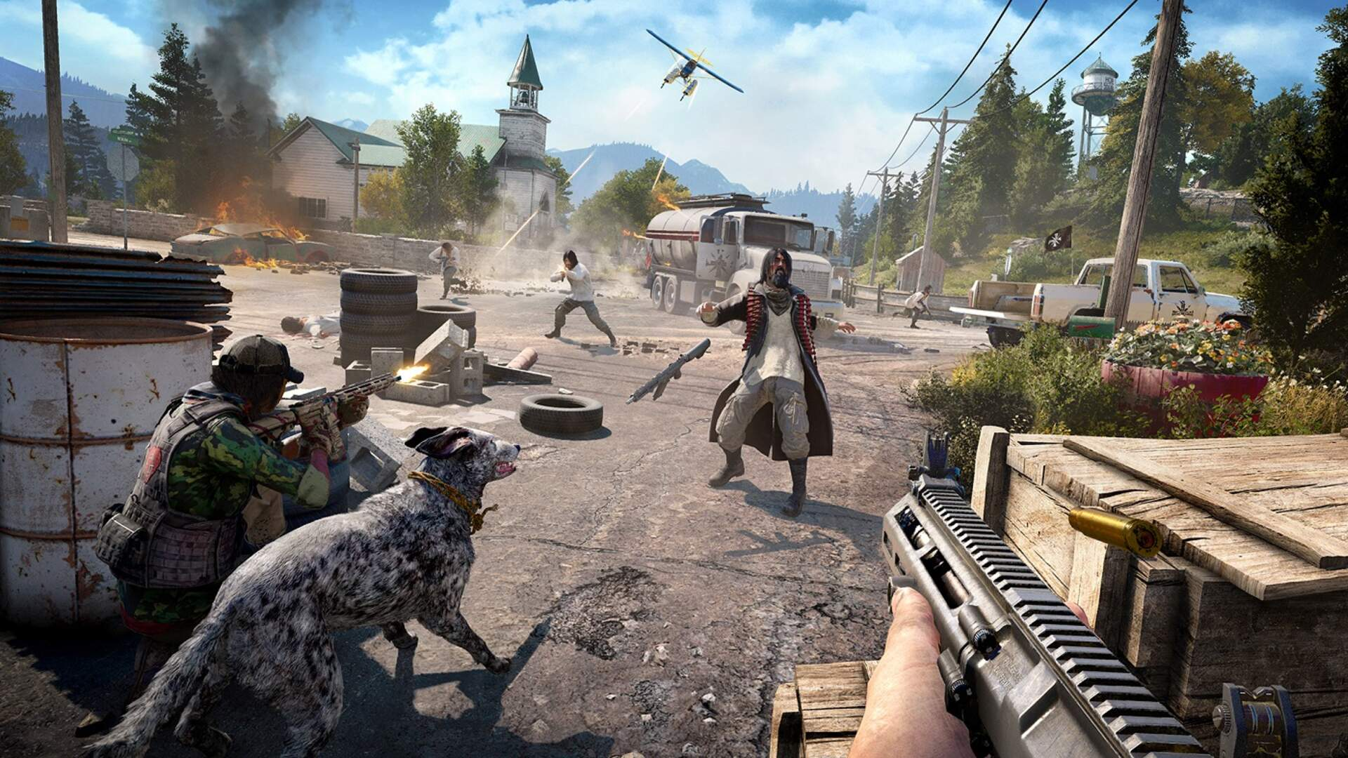 Far Cry 5 Includes Co-op Throughout the Main Story Campaign
