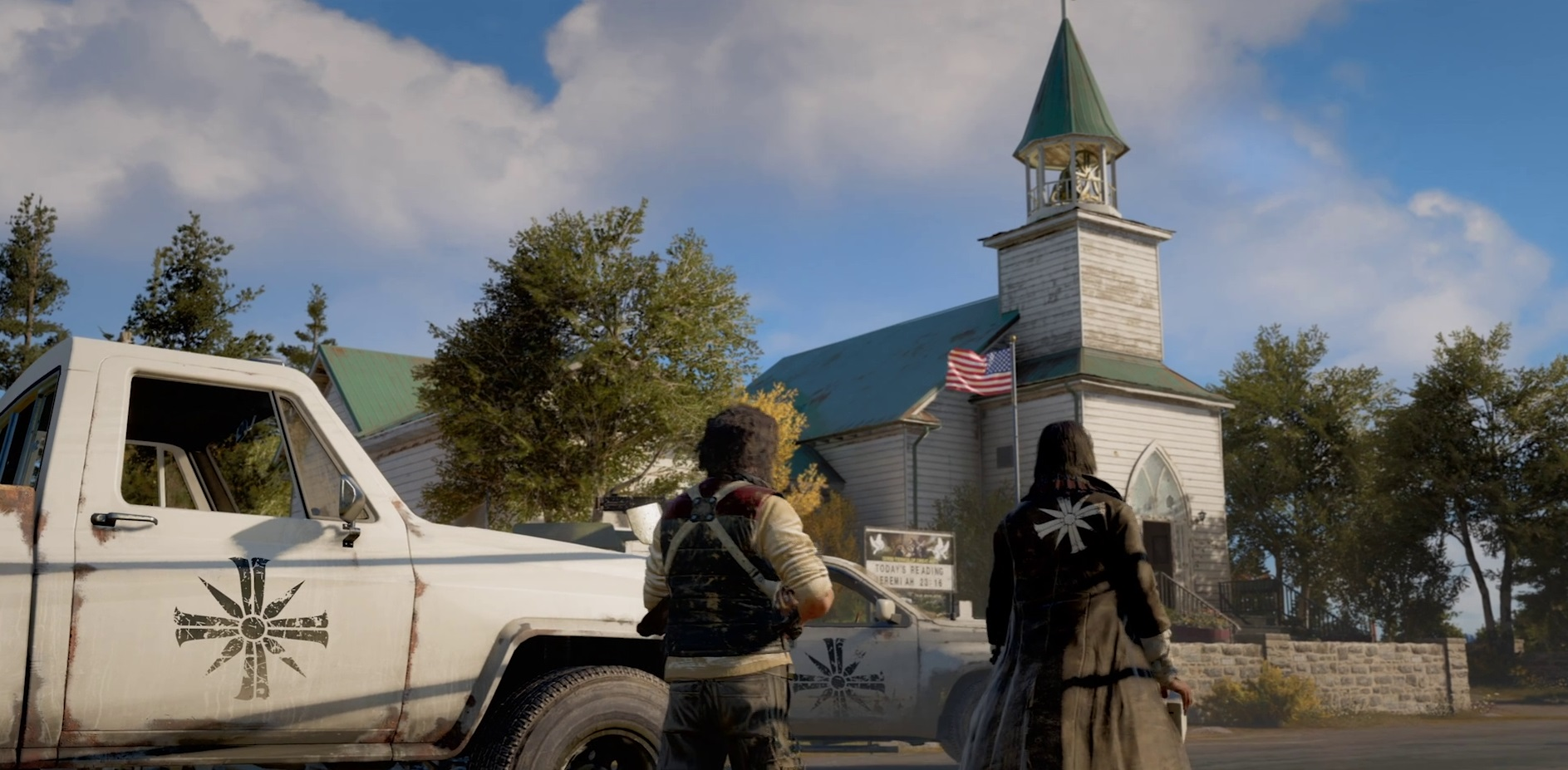 Far Cry 5 The Personality Of A Cult Usgamer