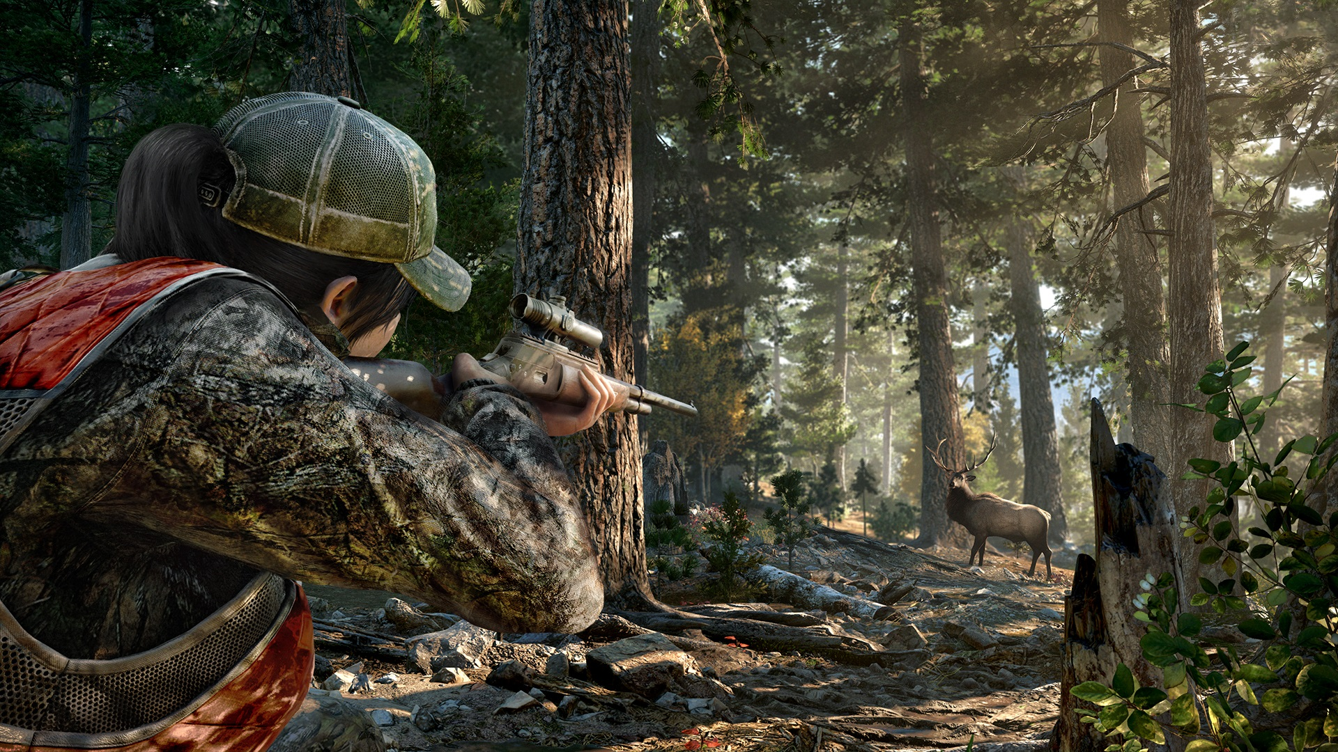 Far Cry 5 Turning Montana Into A Vast Playground Usgamer