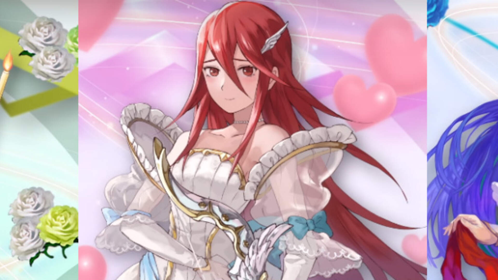 Fire Emblem Heroes Knows Its Audience, Adds Wedding Costumes