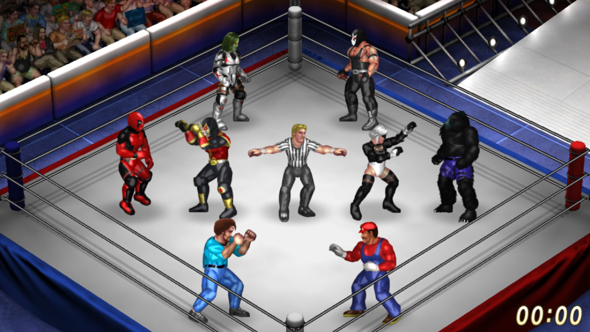 Fire Pro Wrestling World S Best Feature Is The Amazing