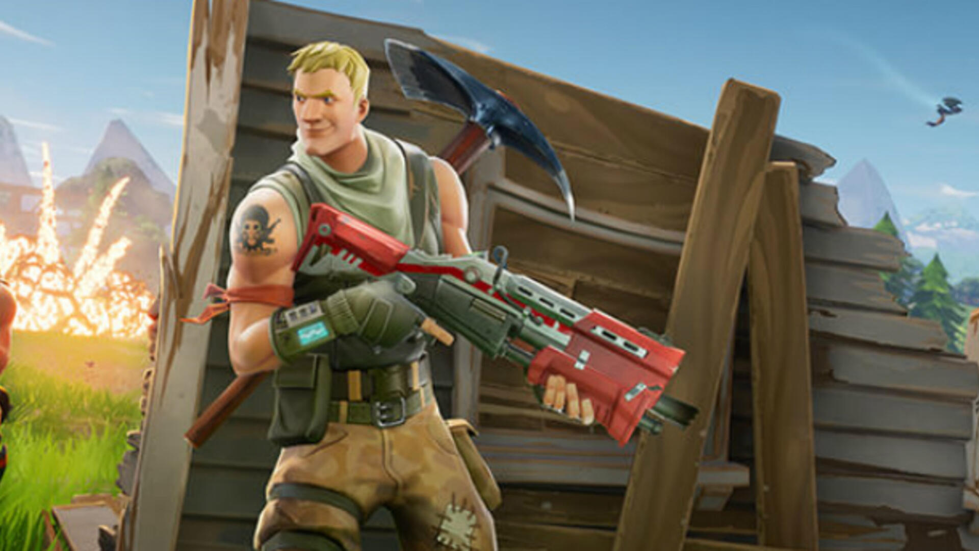 It Turns Out Epic Games is Suing a 14 Year Old for Cheating