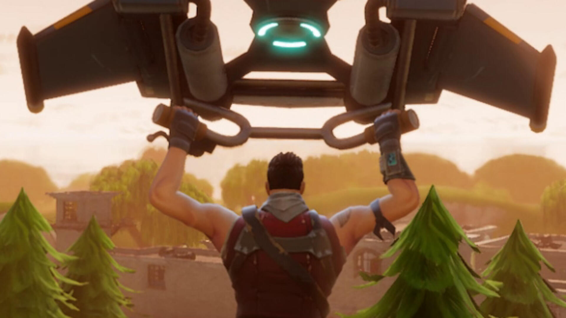 Fortnite Brings Back Glider Redeploy With a Major Change