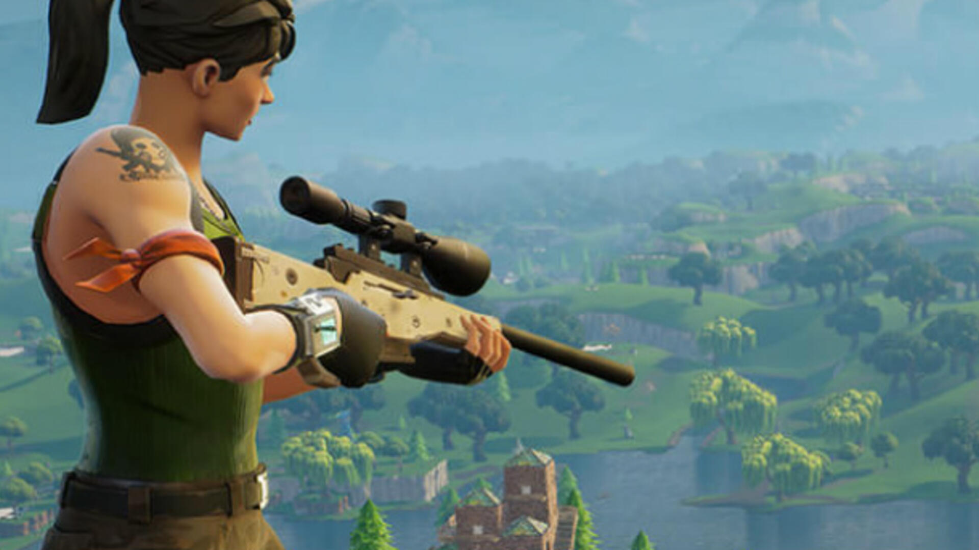 Fortnite Battle Royale Beginner's Guide - Essential Tips, How to Build Quickly
