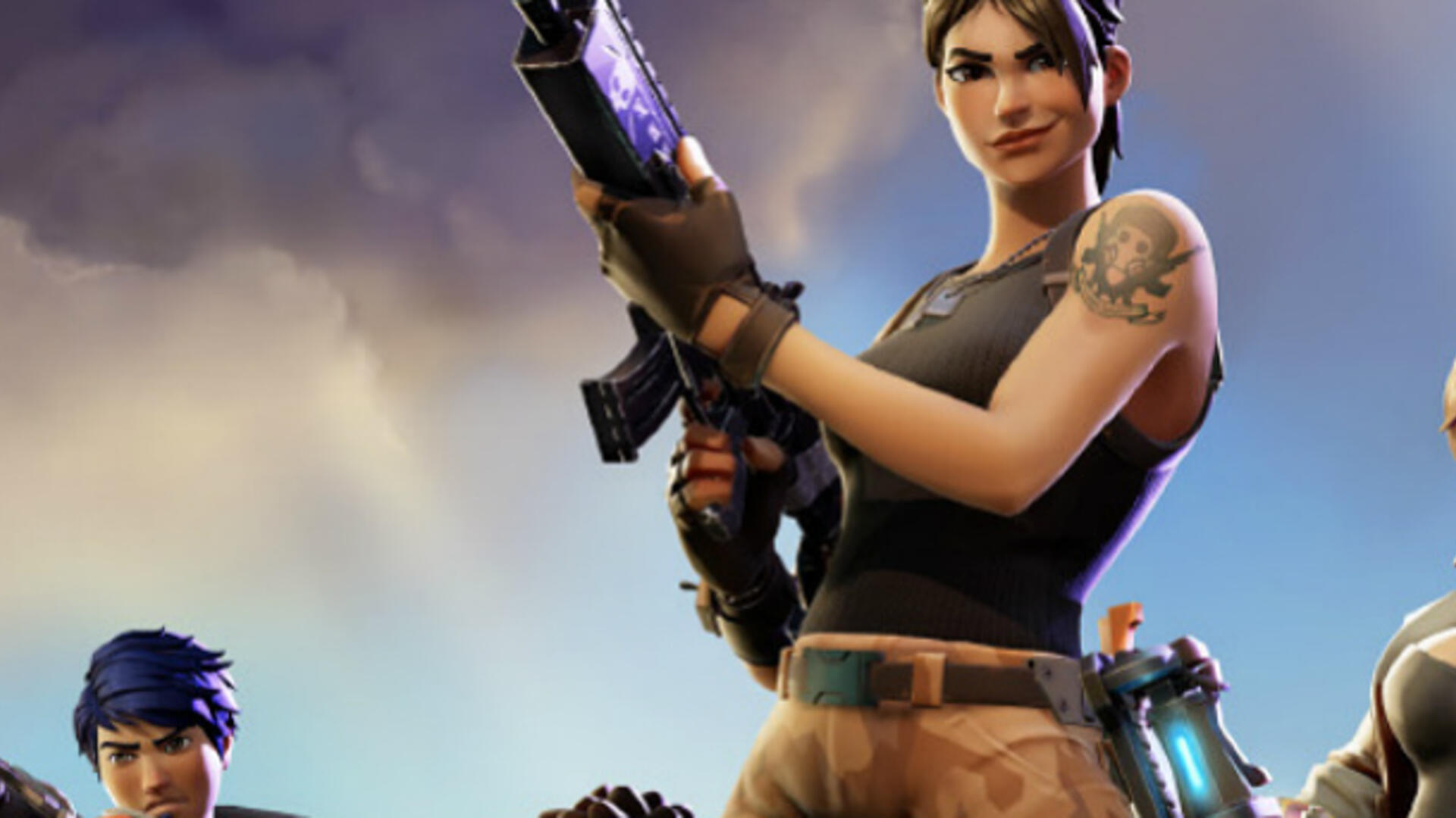 Fortnite 3.1.0 Patch Opens Up New Areas, New Weapons