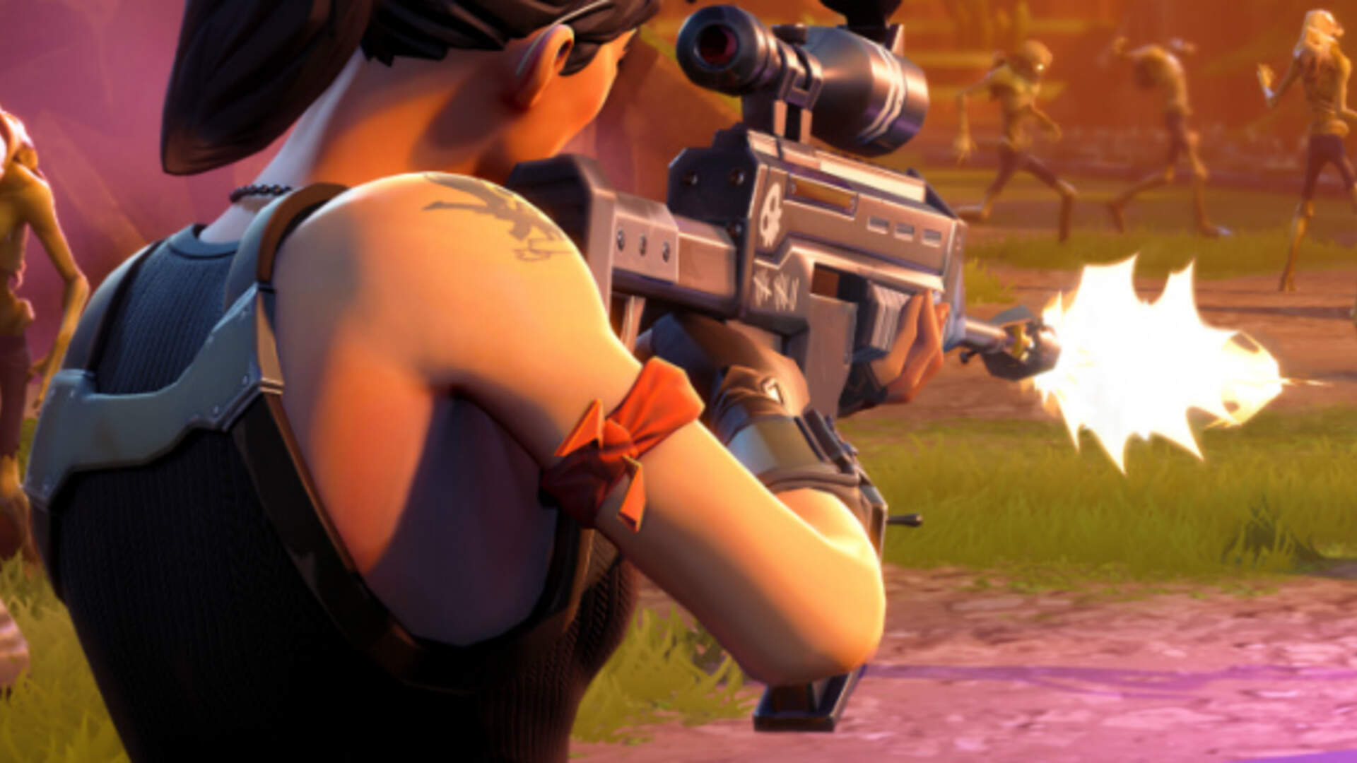 Fortnite 3.2 Patch Gets Totally Radical with Hoverboard Boost Pads