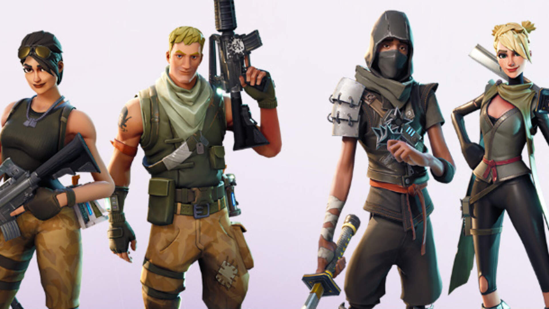 Fortnite Servers are Still Offline, and Epic Can't Say When They'll be Fixed [Update: They're back!]