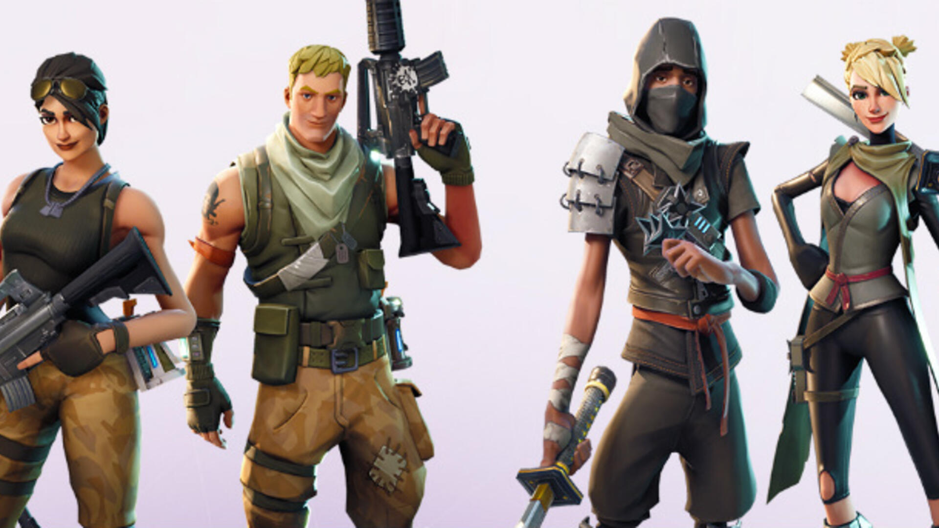 Fortnite Servers are Still Offline, and Epic Can't Say When They'll