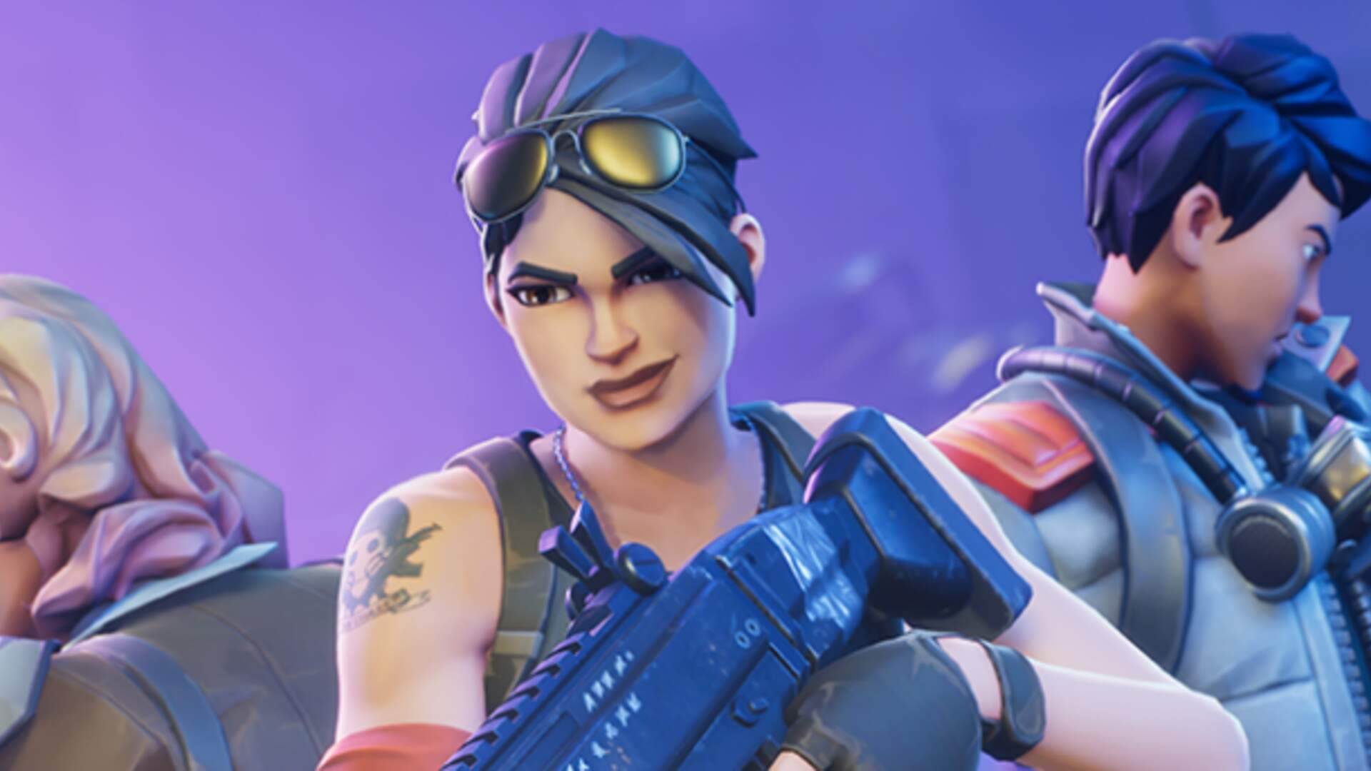 Fortnite Save The World Players Say They're Second-Class After Valentine's Content Delay