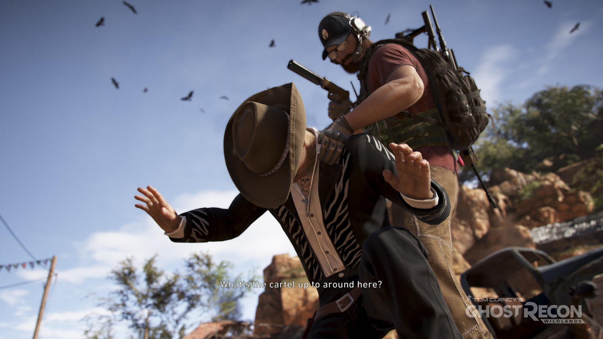Ghost Recon Wildlands' Opt-In Storytelling Means the Real Fun Is
