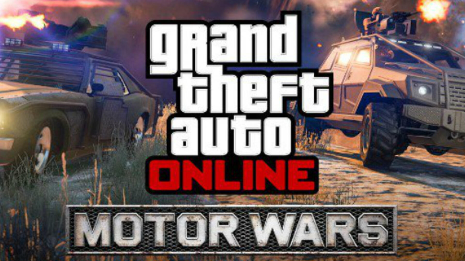 GTA Online's Motor Wars Is No PUBG, But It Doesn't Need To Be