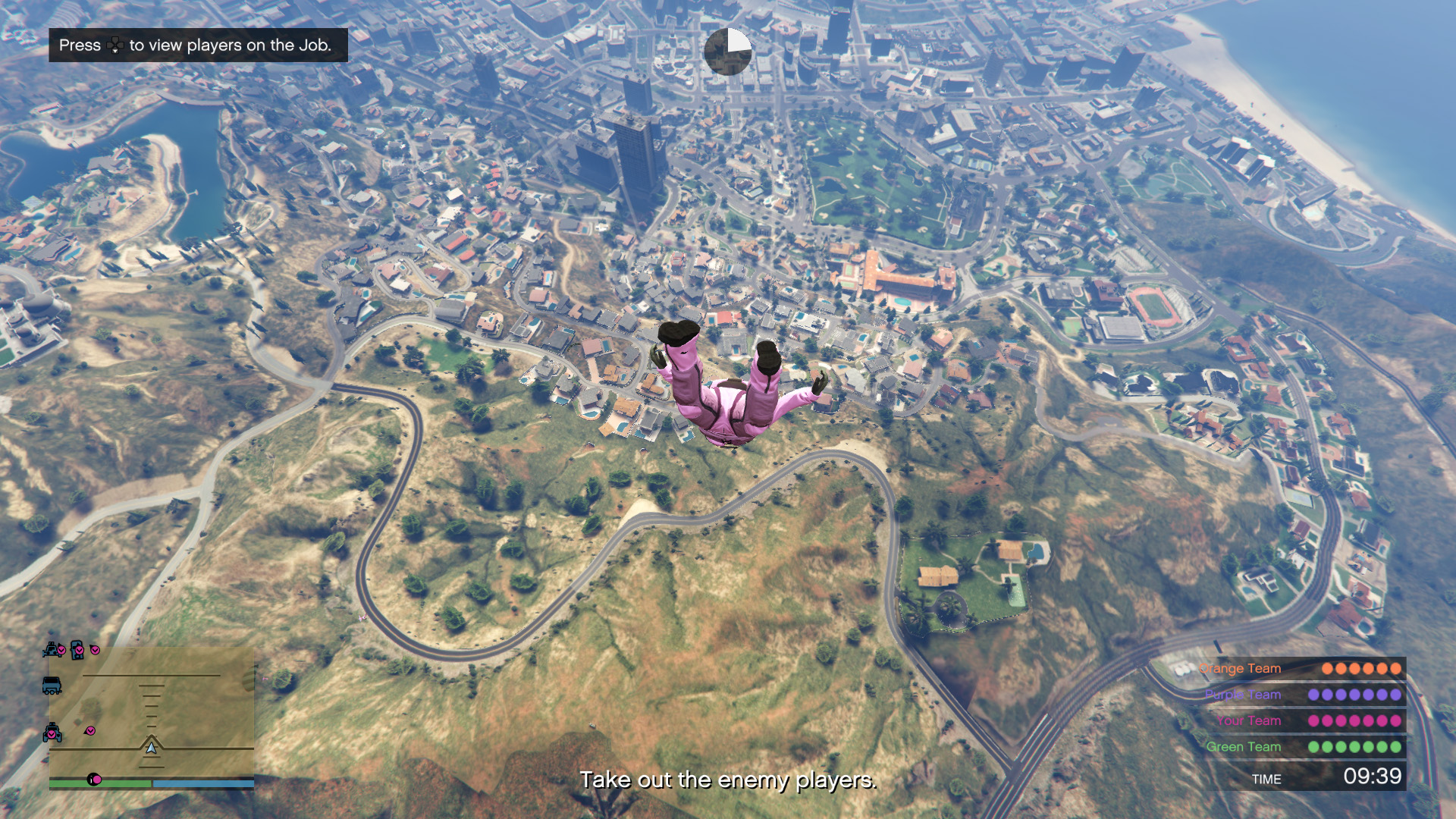 Playerunknown S Battlegrounds Maps Loot Maps Pictures: GTA Online's Motor Wars Is No PUBG, But It Doesn't Need To