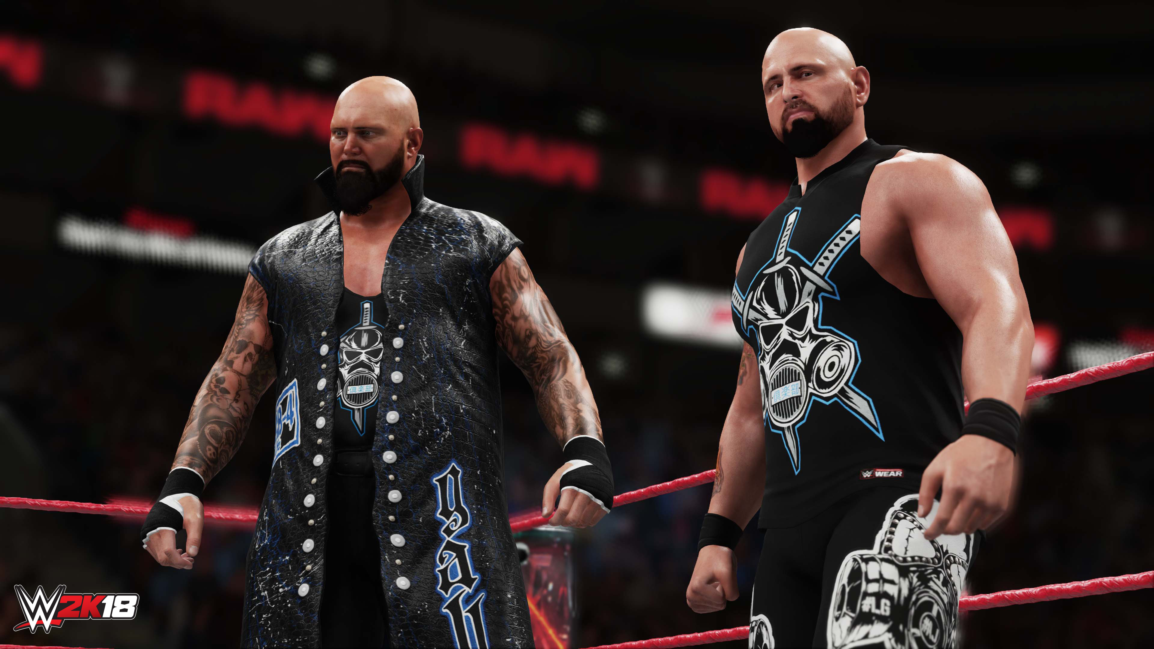 WWE 2K18 Fighting Styles - MyPLAYER and MyCareer - Full