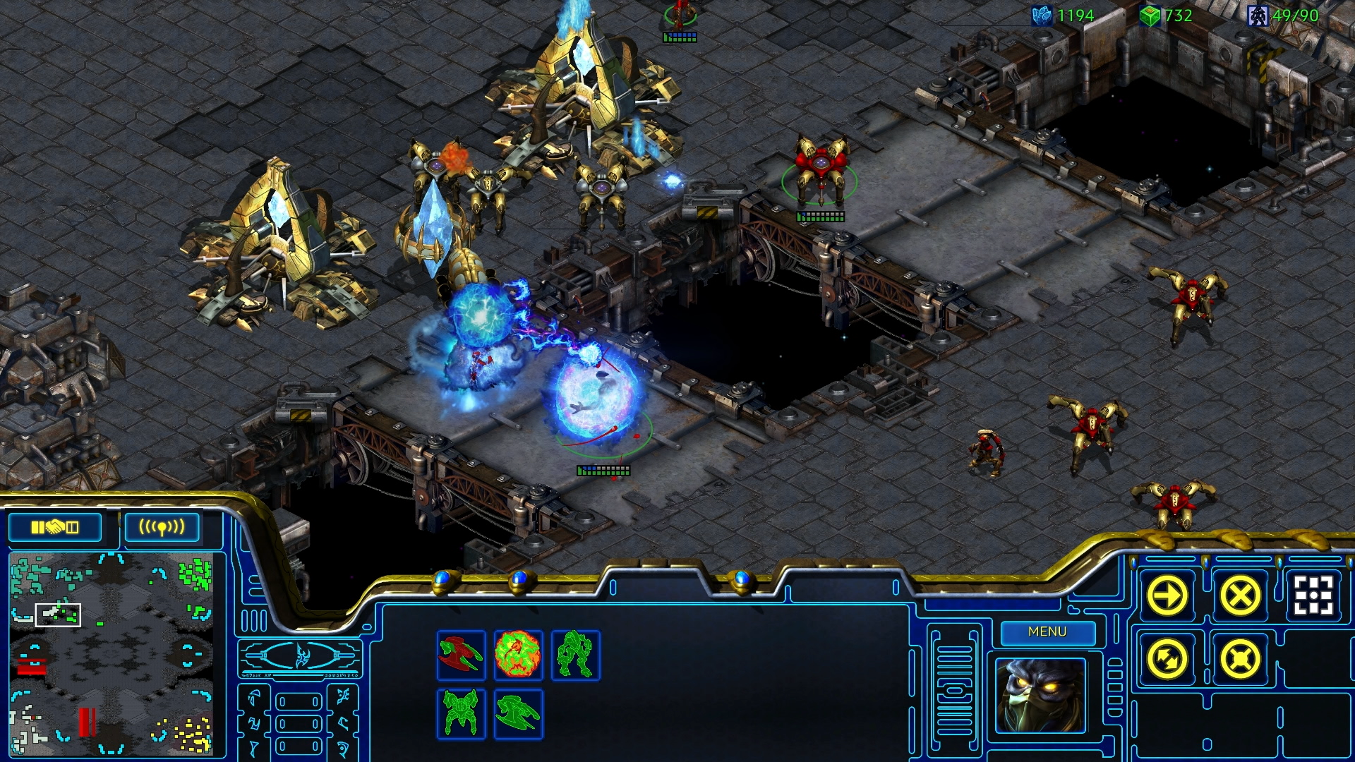 StarCraft Remastered: Best Build Orders for the Terrans