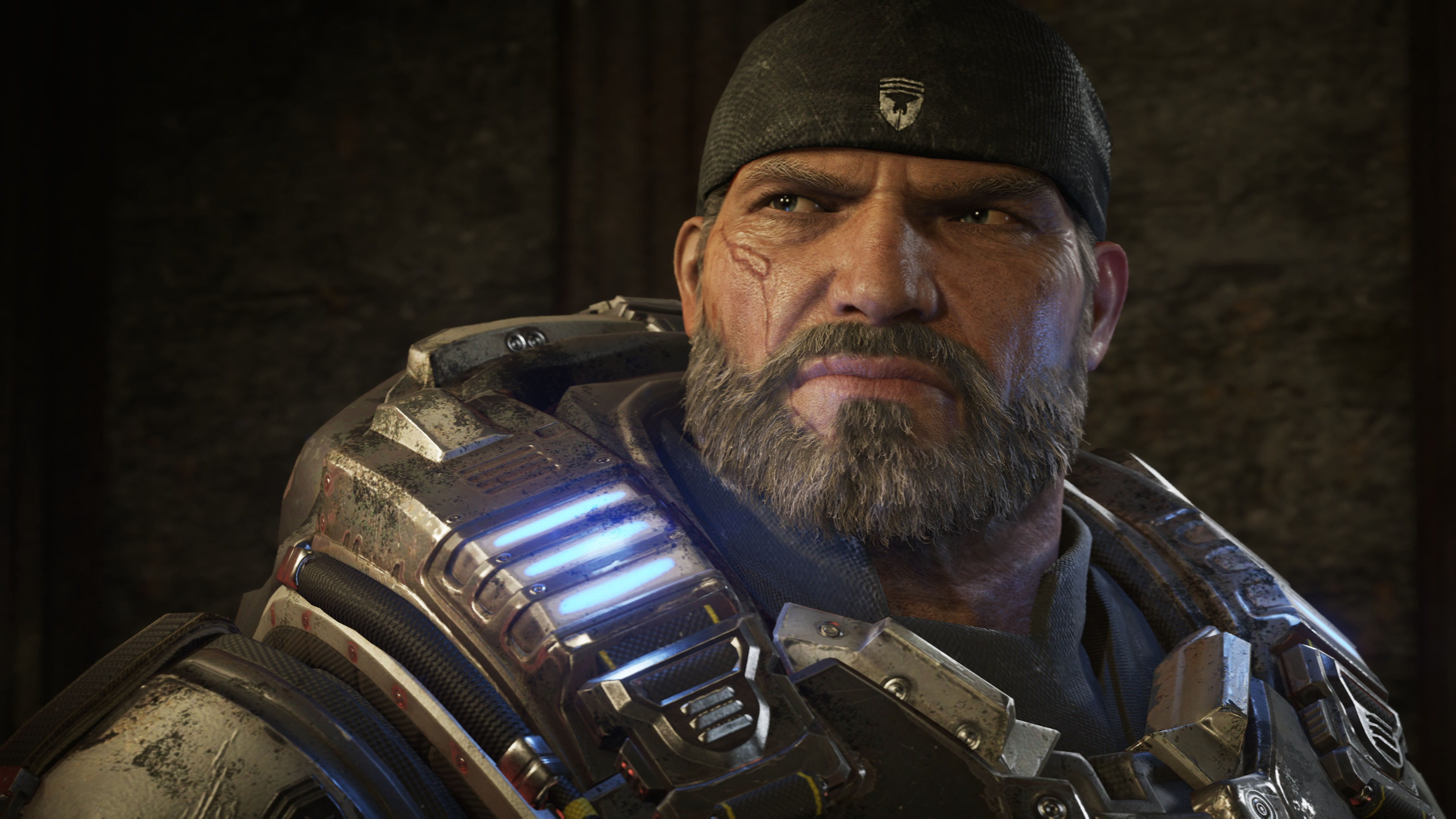 Dave Bautista Wants To Play Marcus Fenix In A Gears Of War