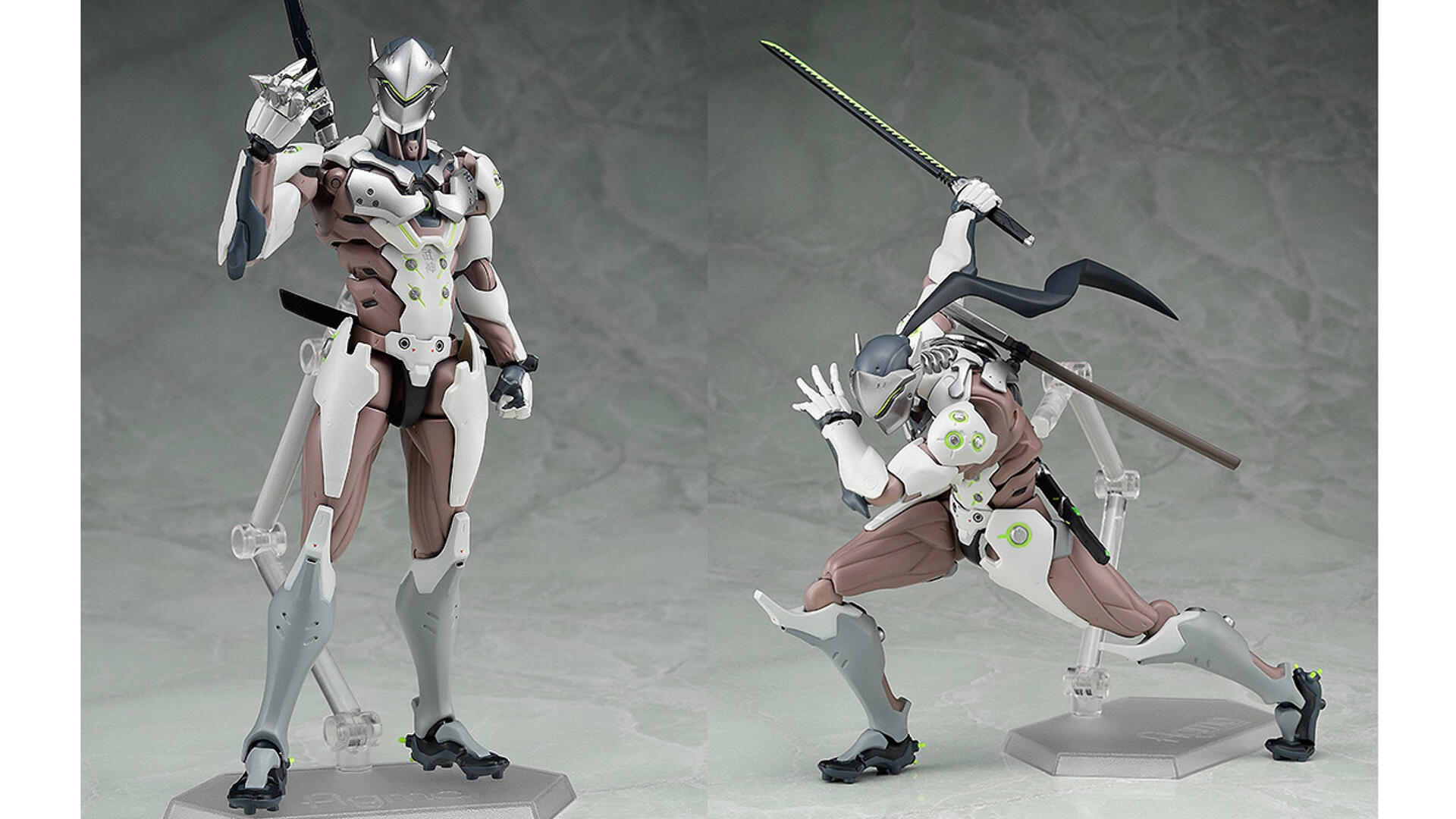 You Can Now Pre-Order a Genji from Overwatch Figma Figure
