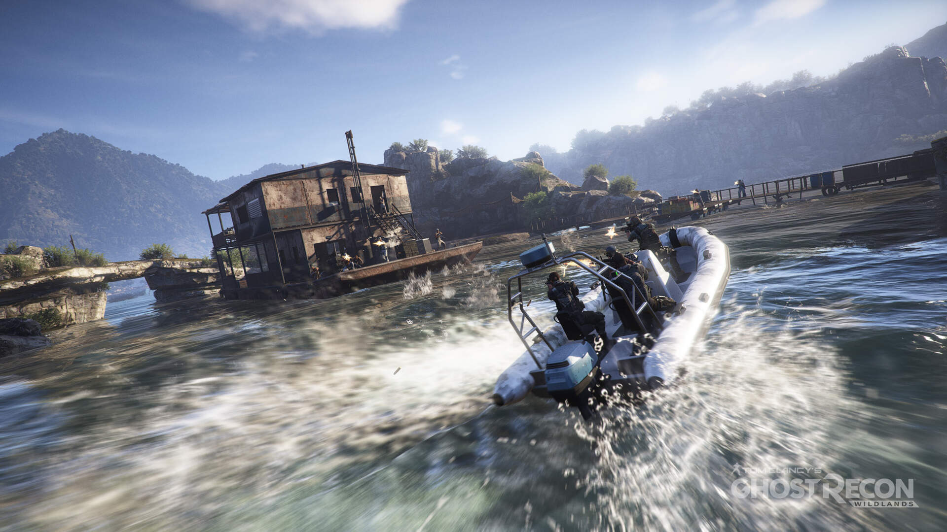 Ghost Recon Wildlands Announces Year Two of Free, Post-Launch Content
