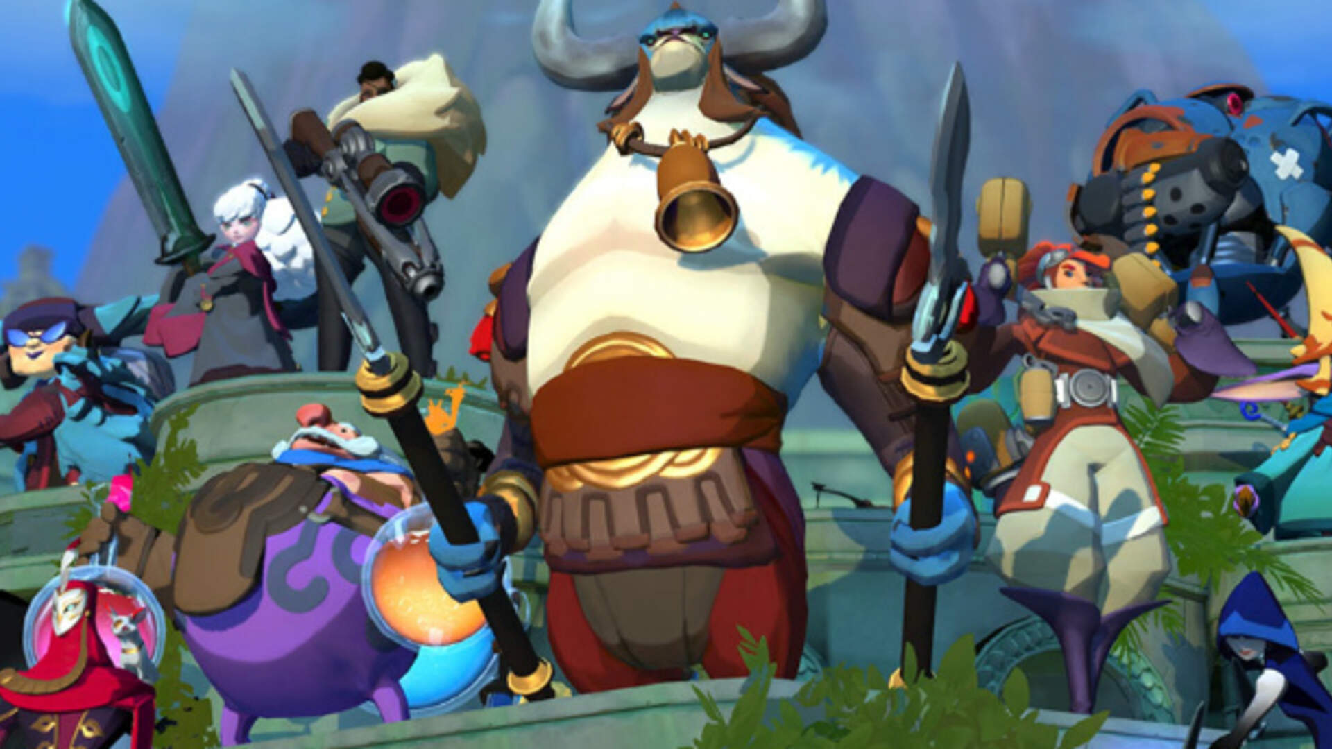 Gigantic Review: Is a Strong and Focused Core Enough?