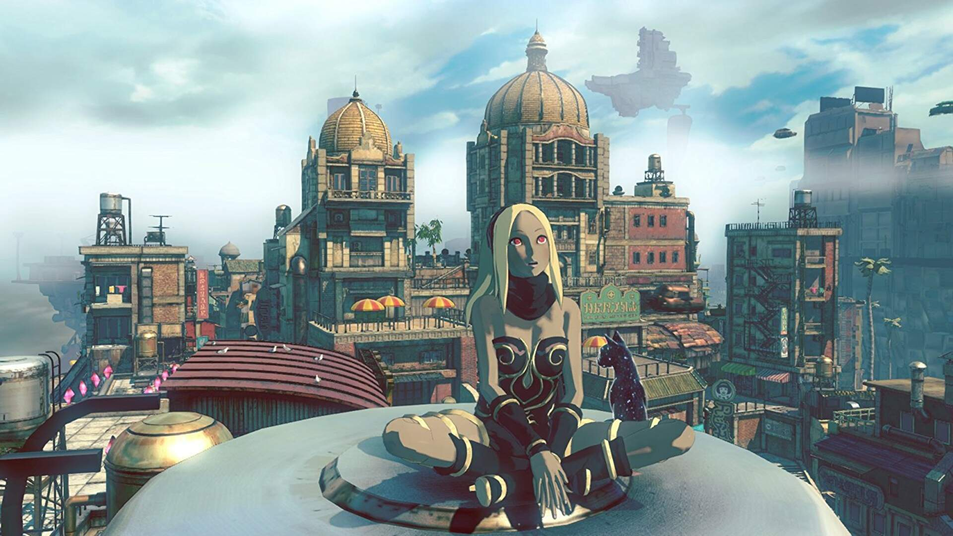 Gravity Rush 2 PS4 Review: Cat's Whiskers