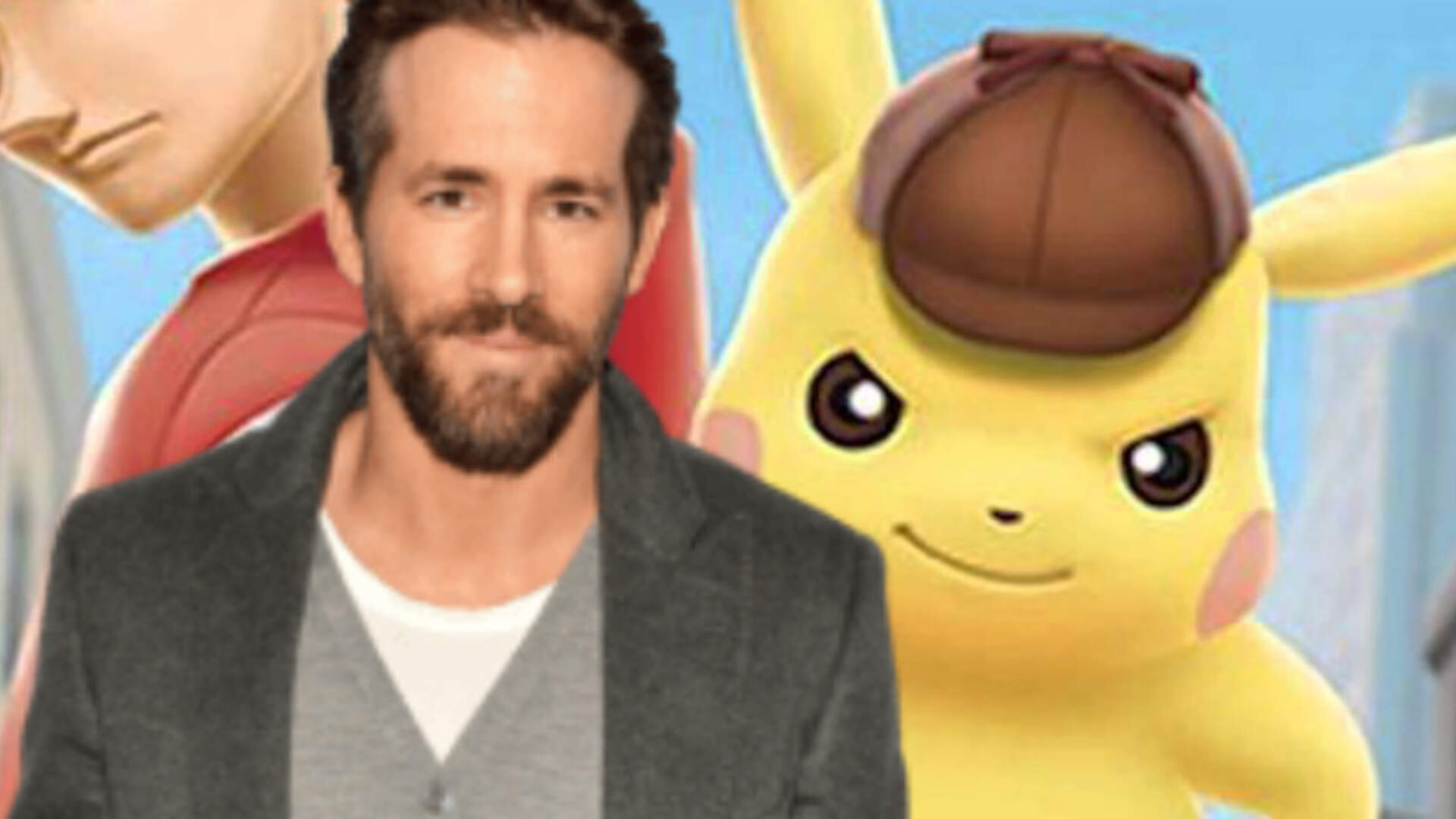 Detective Pikachu Will Share His Voice With Deadpool