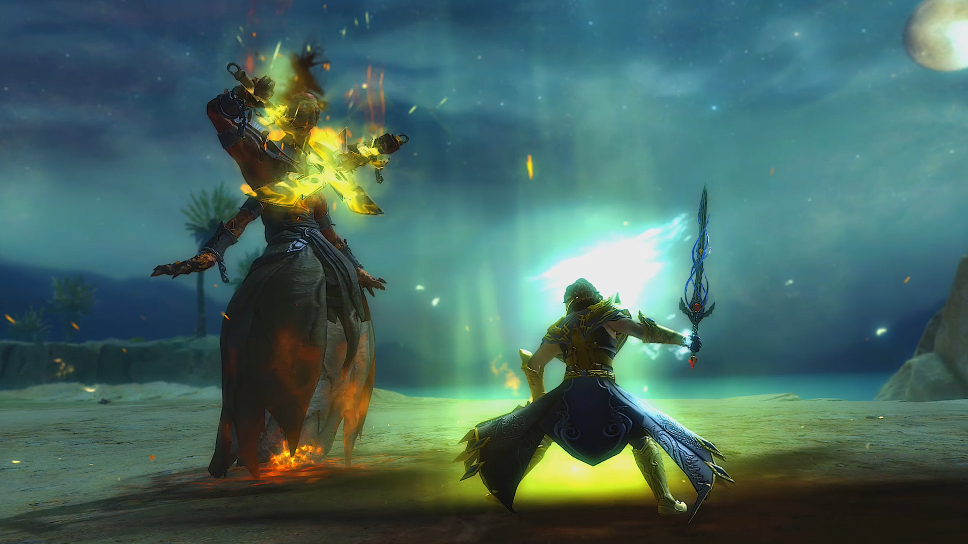 Guild Wars 2 Path of Fire's Soulbeast Specialization Was The