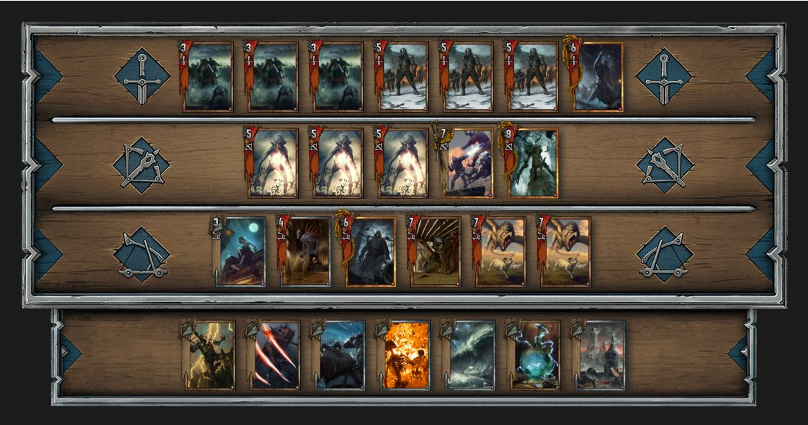 Gwent: How to Build the Best Decks, How to Get the Best Cards | USgamer