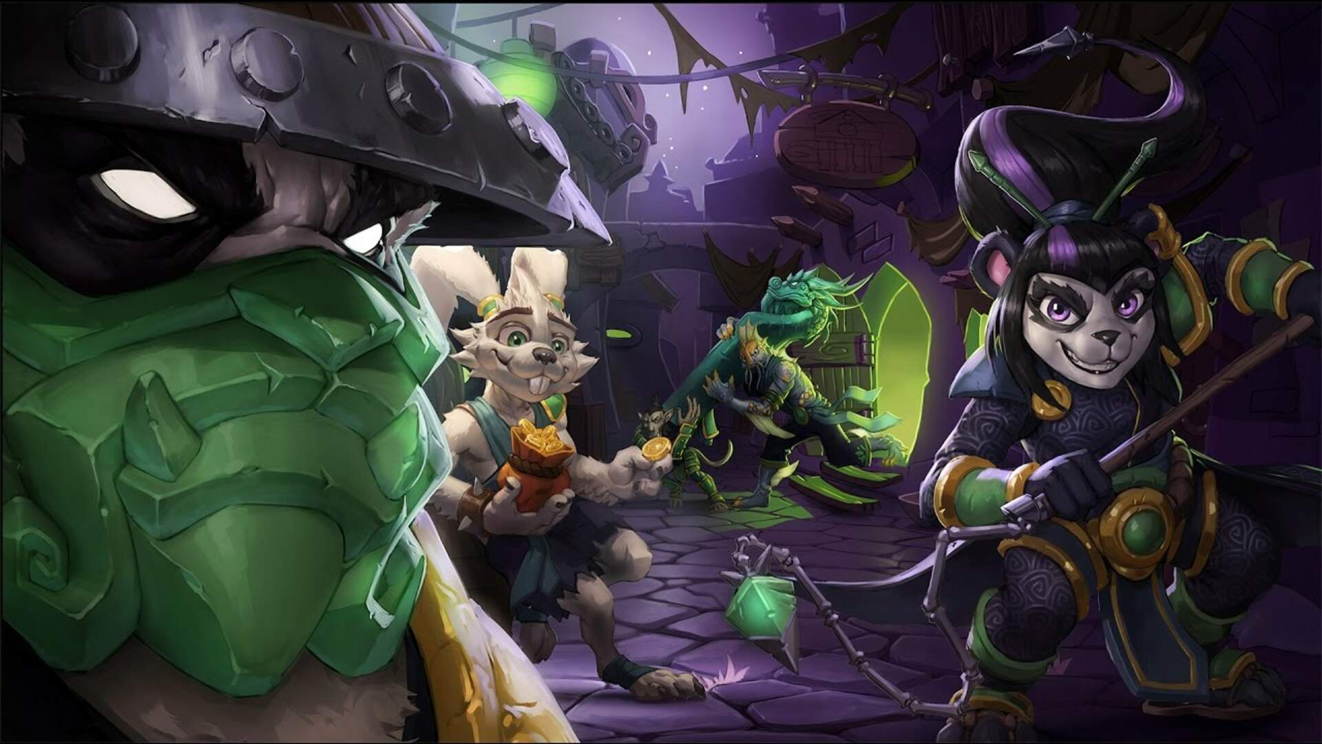 Hearthstone's Arena Mode Moving to Standard, Further Burying Wild Play