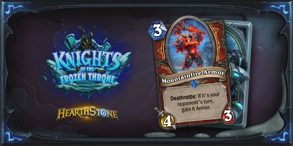 Hearthstone: Knights of the Frozen Throne - Out Now! - Deck