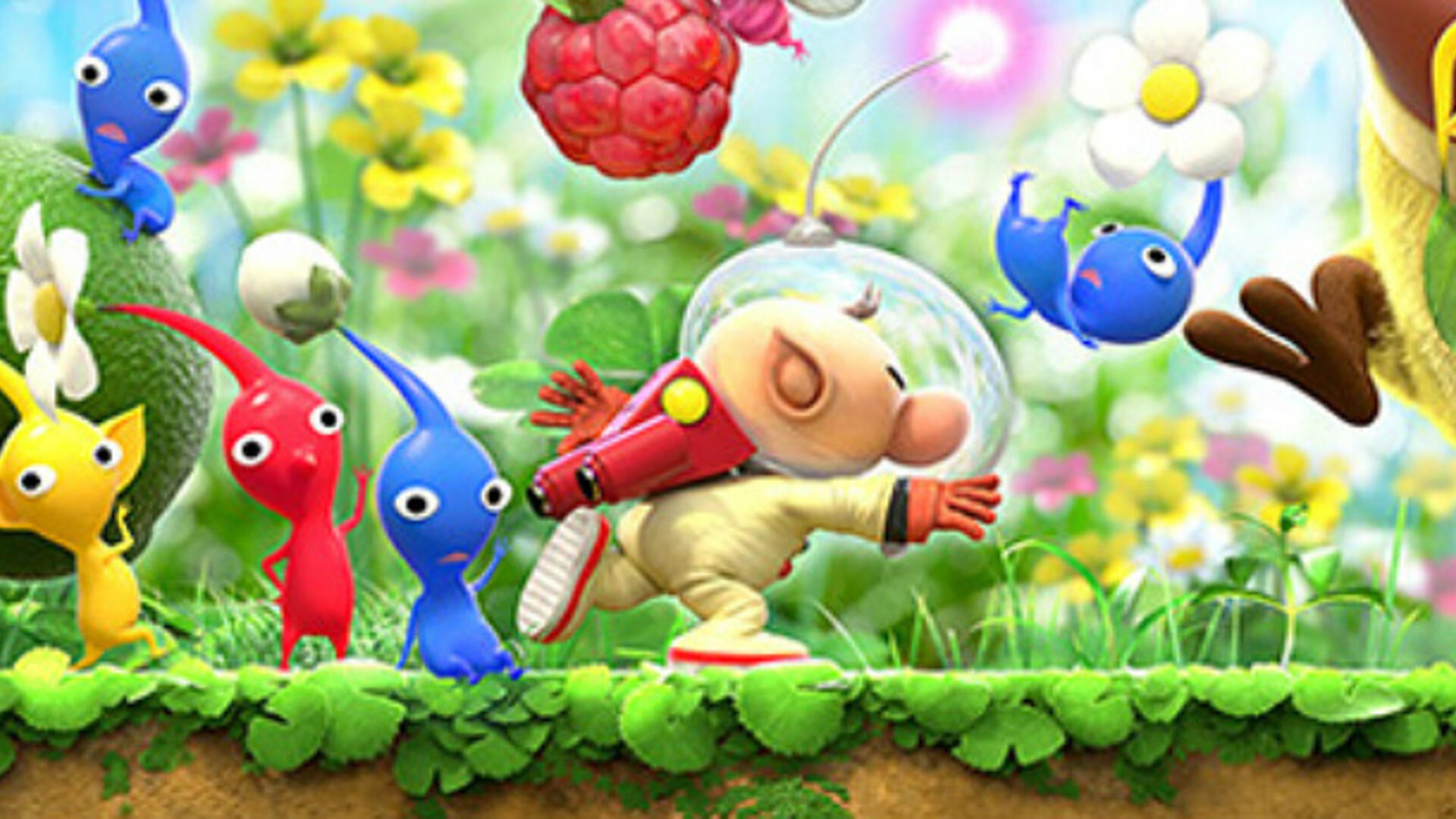 Hey! Pikmin Review: A Classic Strategy Game Becomes an Adequate Puzzle Platformer
