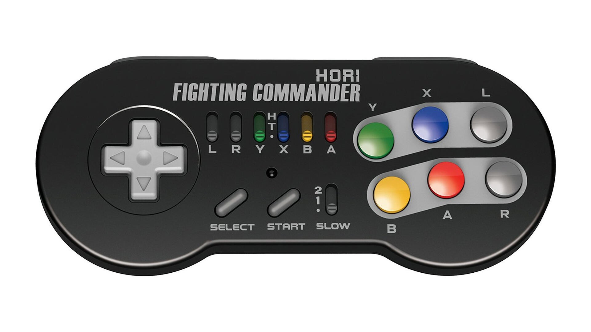 Hori's Fighting Commander Controller Is out This Week, Available to