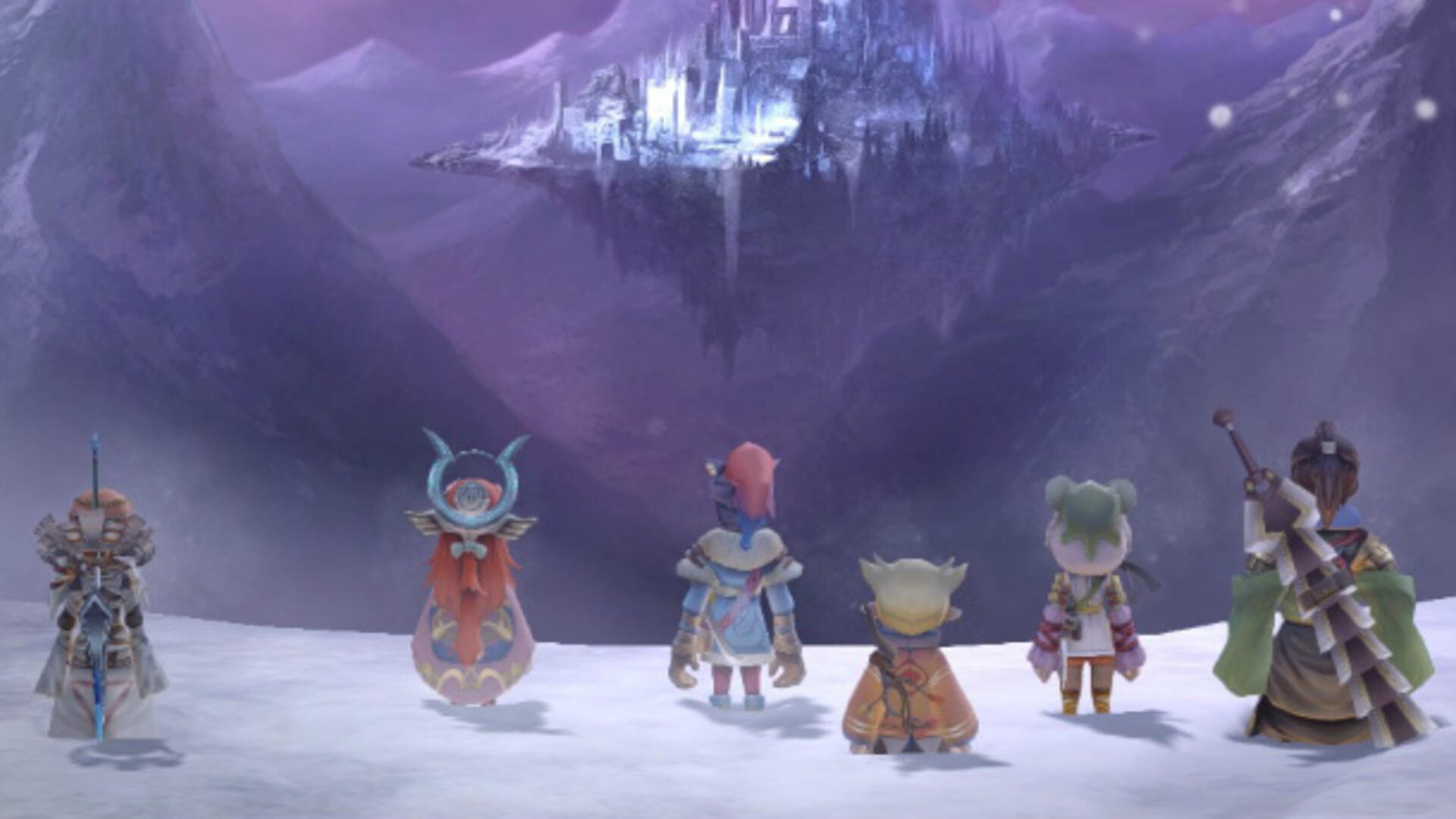 I Am Setsuna Becomes a Nintendo Switch Launch Title
