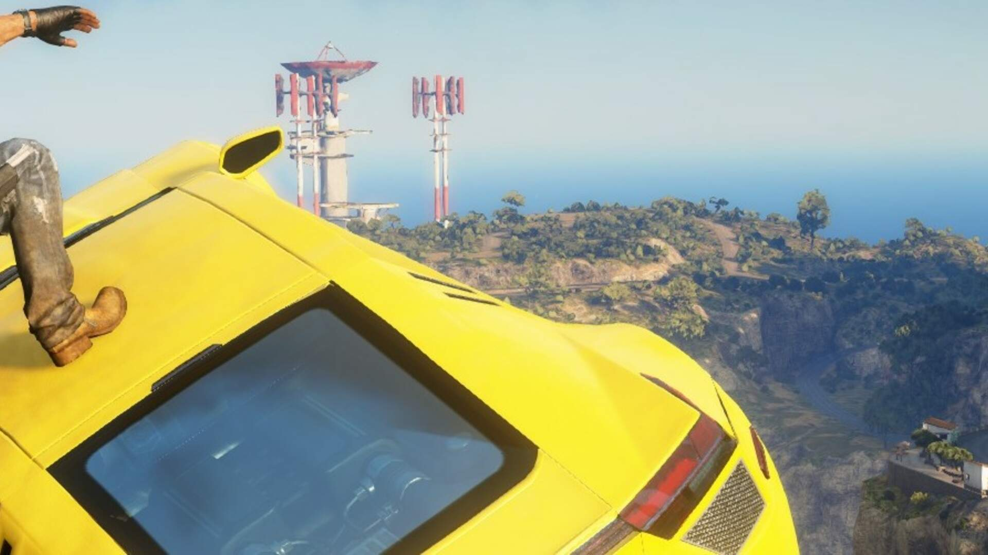 Just Cause 3 Daredevil Jump Locations - Vehicle Unlocks