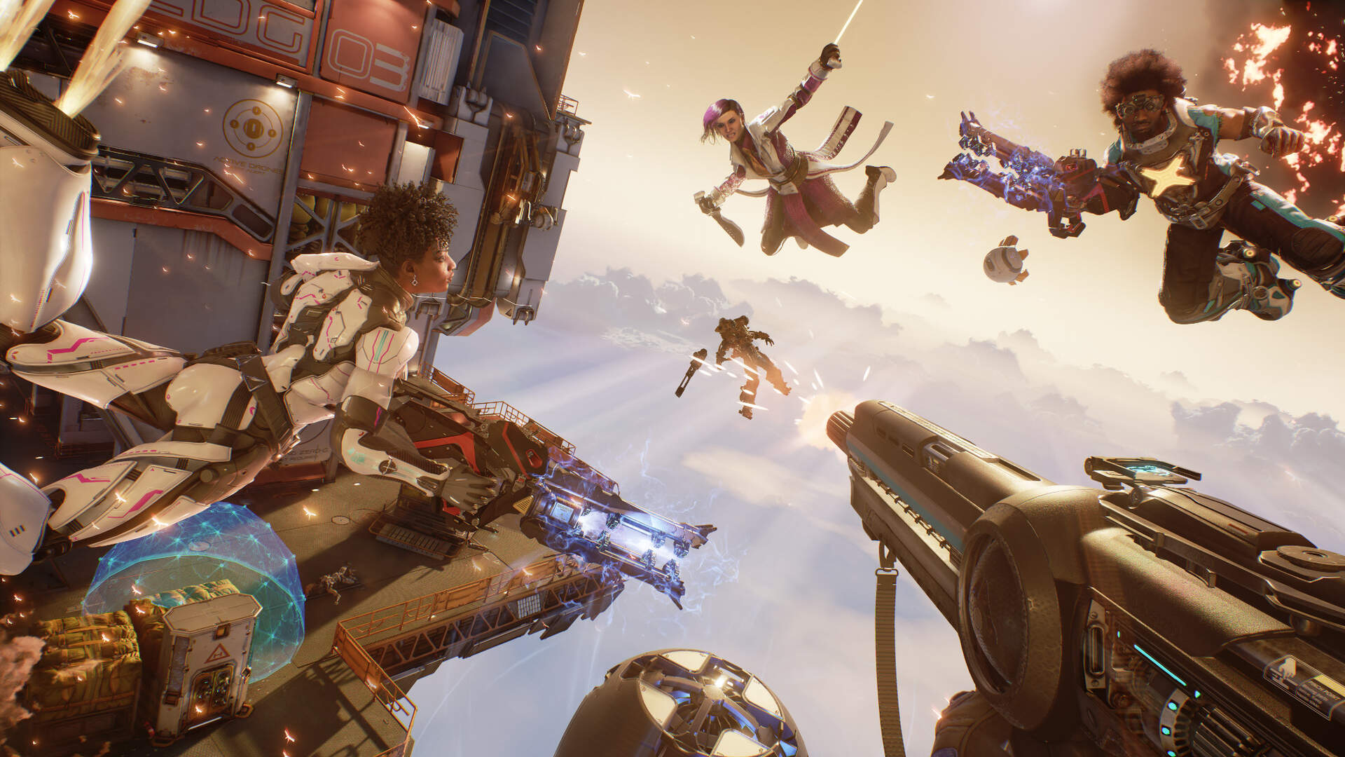 Lawbreakers, Radical Heights Studio Boss Key Productions is Closed Says Founder Cliff Bleszinski