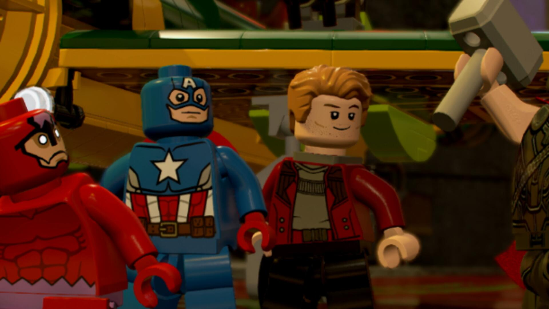Lego Marvel Super Heroes 2 Review: It's About Time (To Wrap