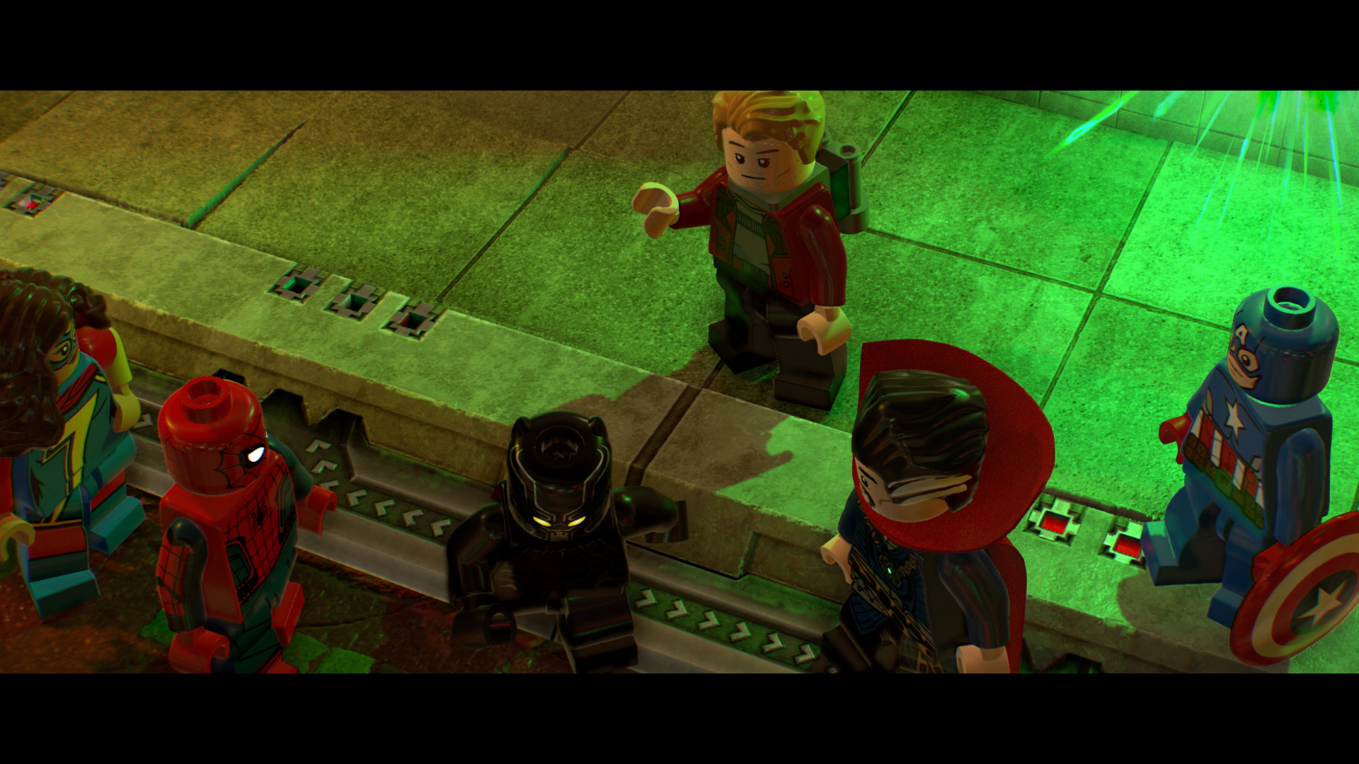 Lego Marvel Super Heroes 2 Review: It\'s About Time (To Wrap ...