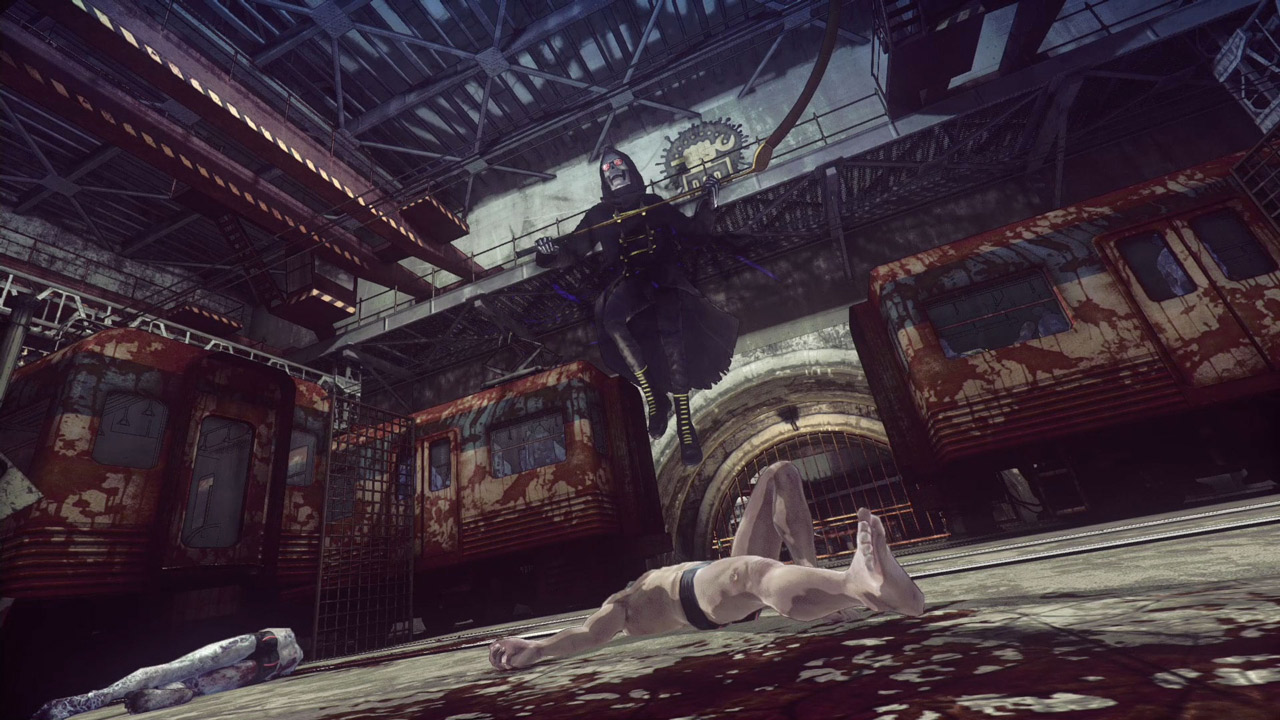 Let It Die Ps4 Review Haters Gonna Hate Usgamer