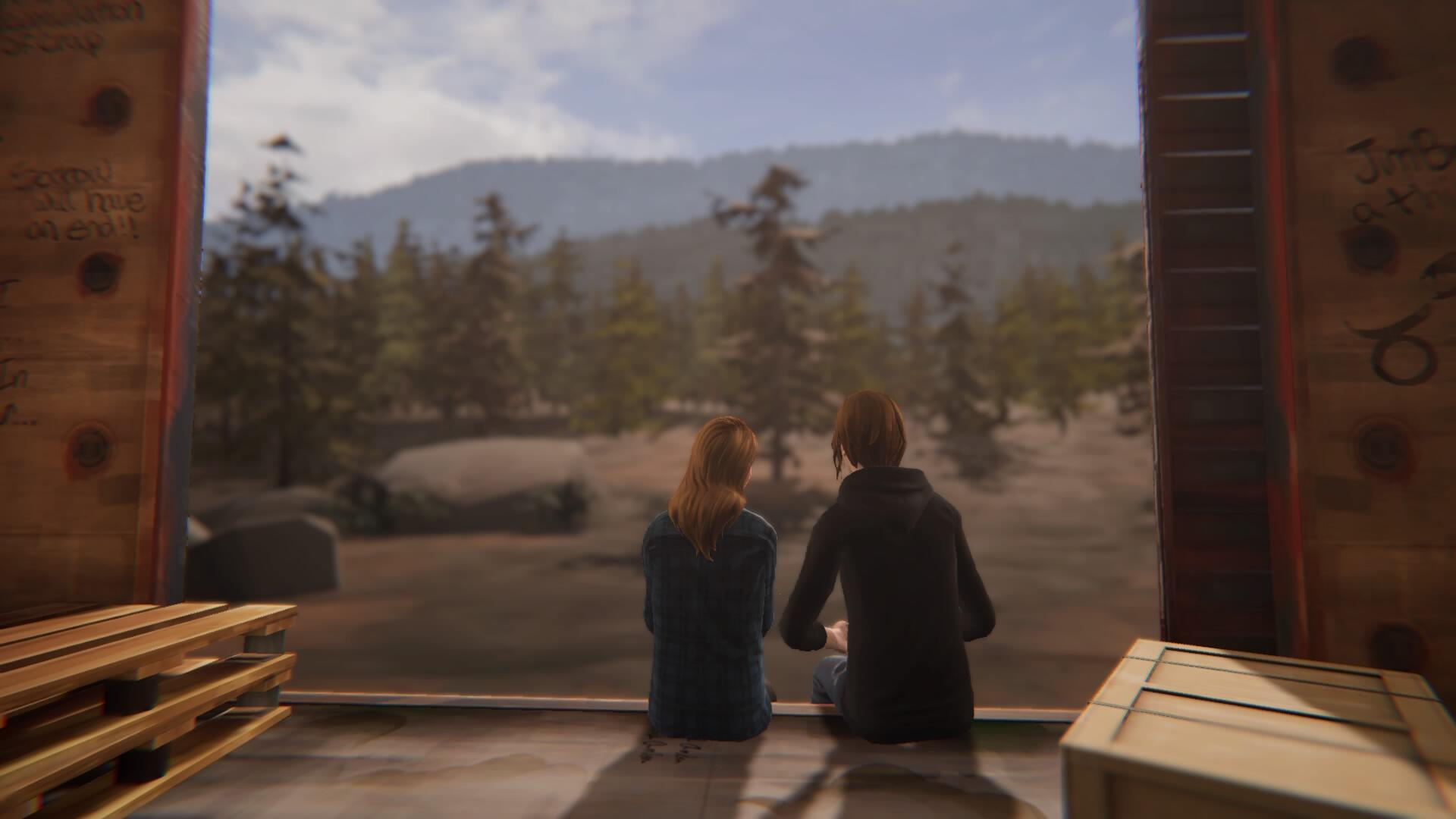 Life Is Strange Before The Storm Episode 2 Gets A Release Date