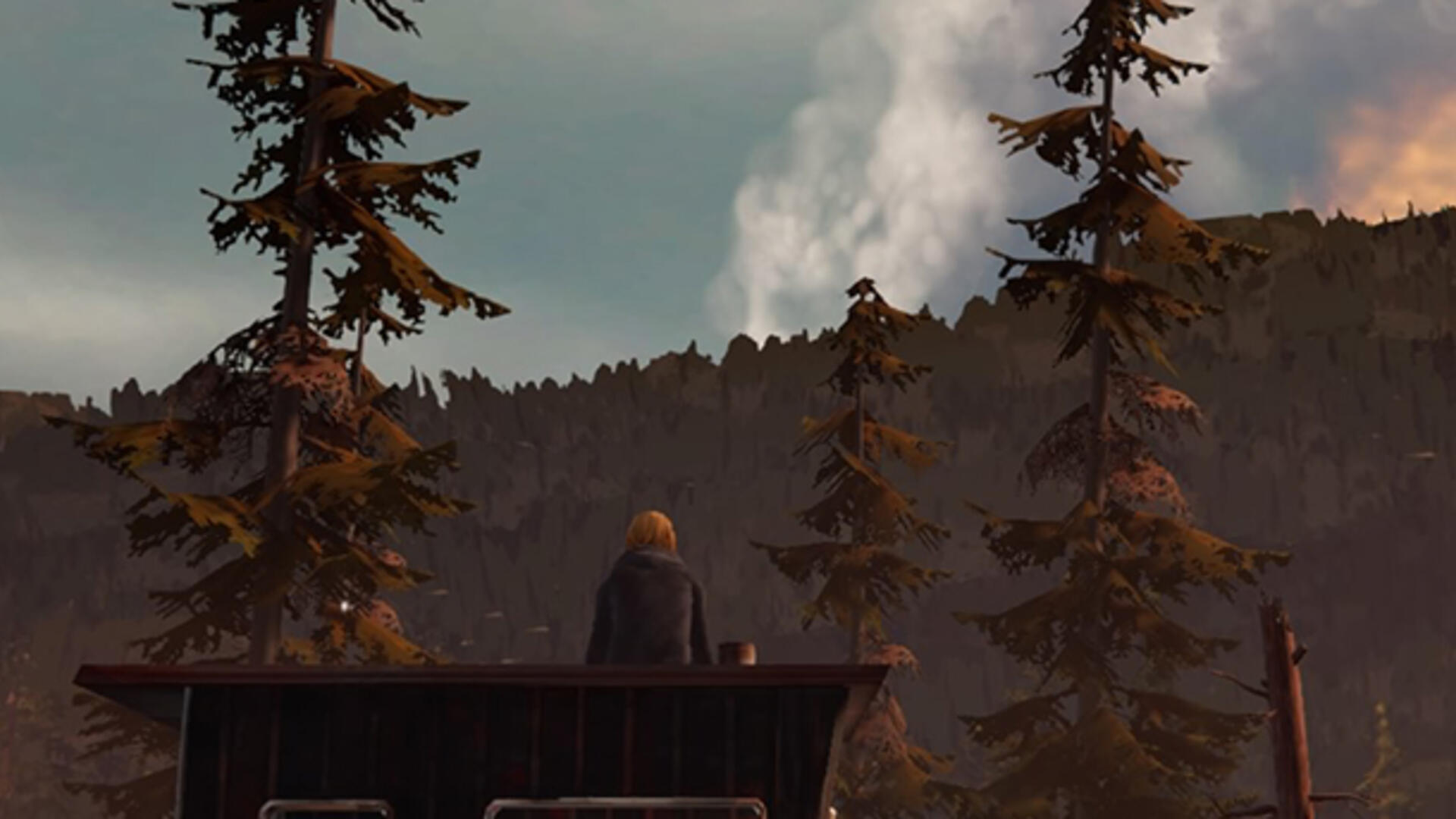 Life Is Strange: Before the Storm Season 1 Review: Fire Walk With Me