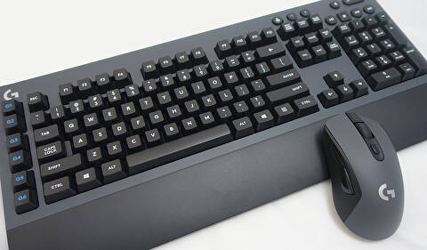 Logitech G's Lightspeed and HERO Tech Lets You Straddle Two