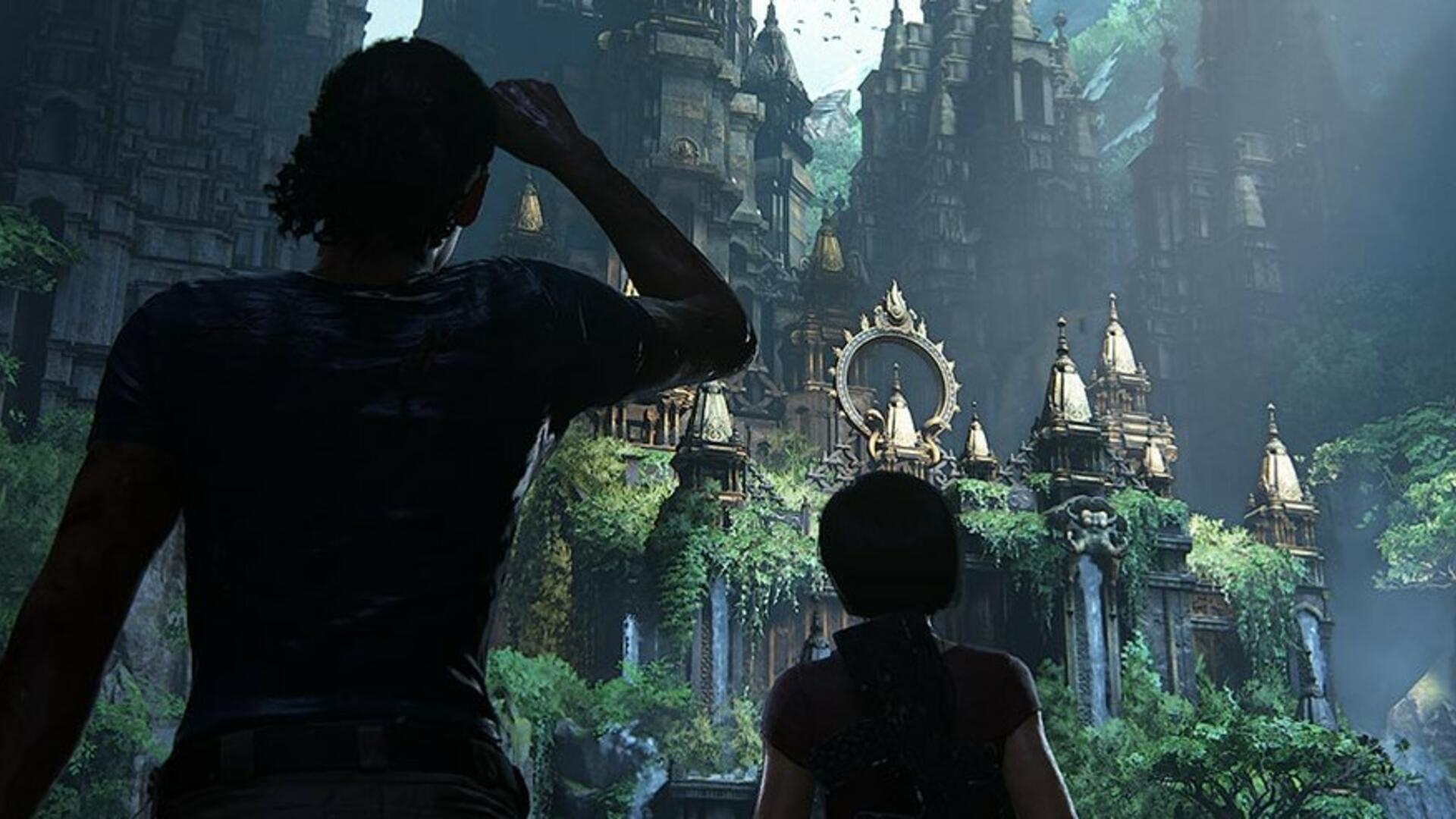 Uncharted: The Lost Legacy Axe Statue Puzzles - Chapter 4
