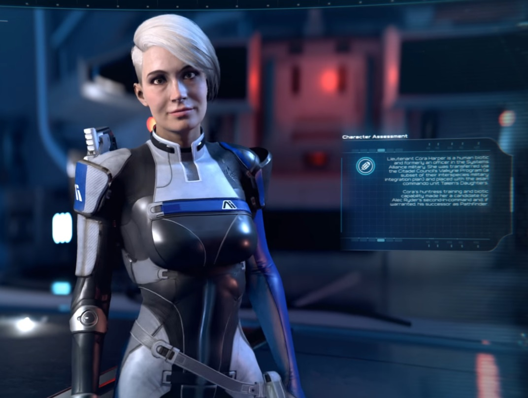 Mass Effect Andromeda Best Character Build