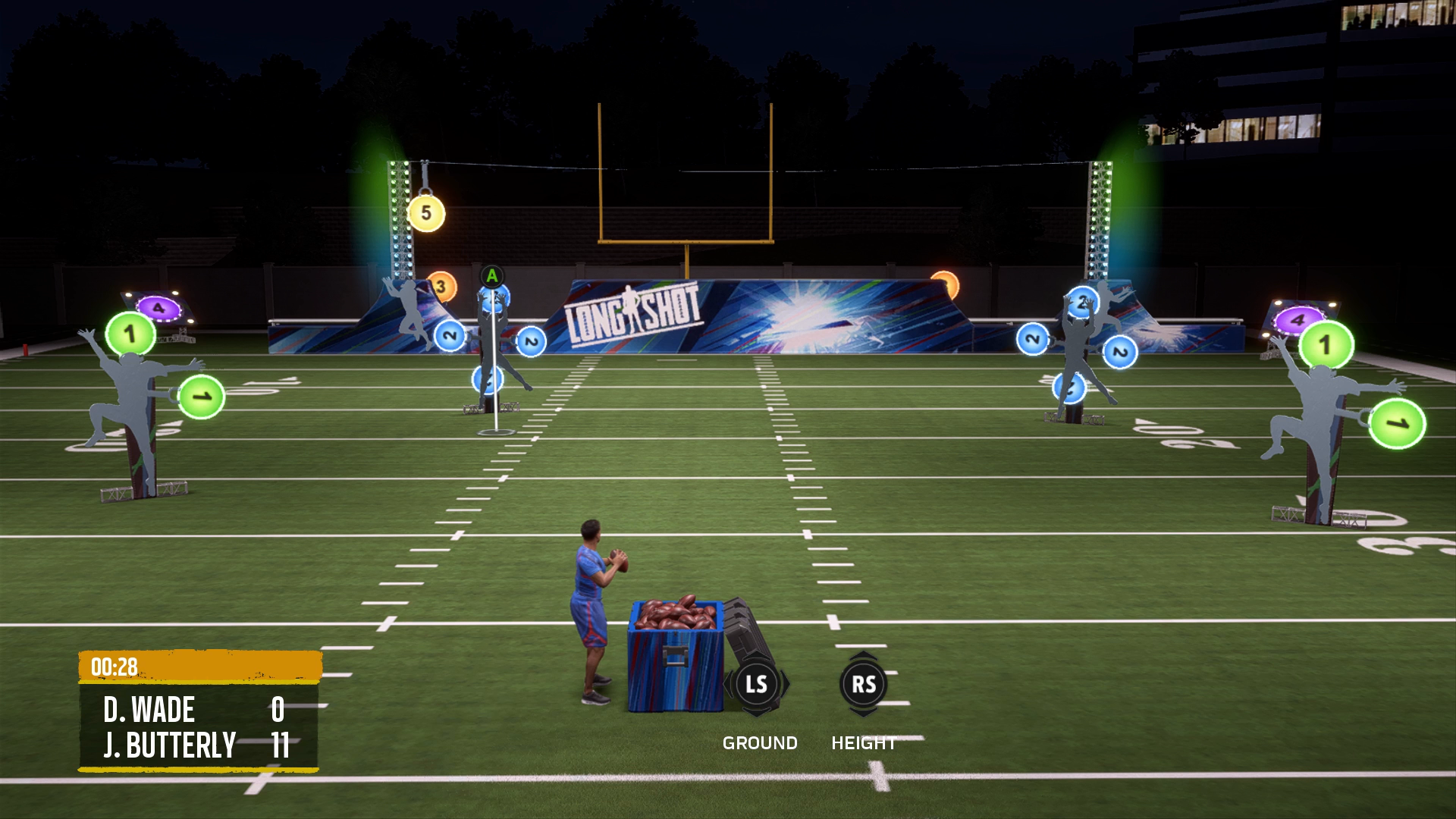 Madden 18 - How to get BOTH players drafted in Longshot ...