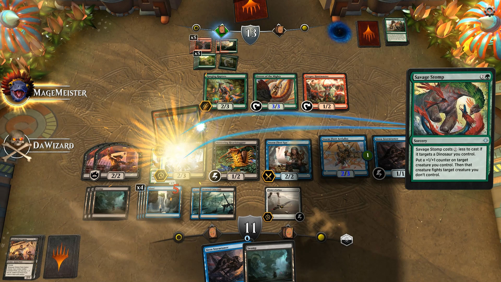 Magic: The Gathering Arena Promises The Full MTG Experience