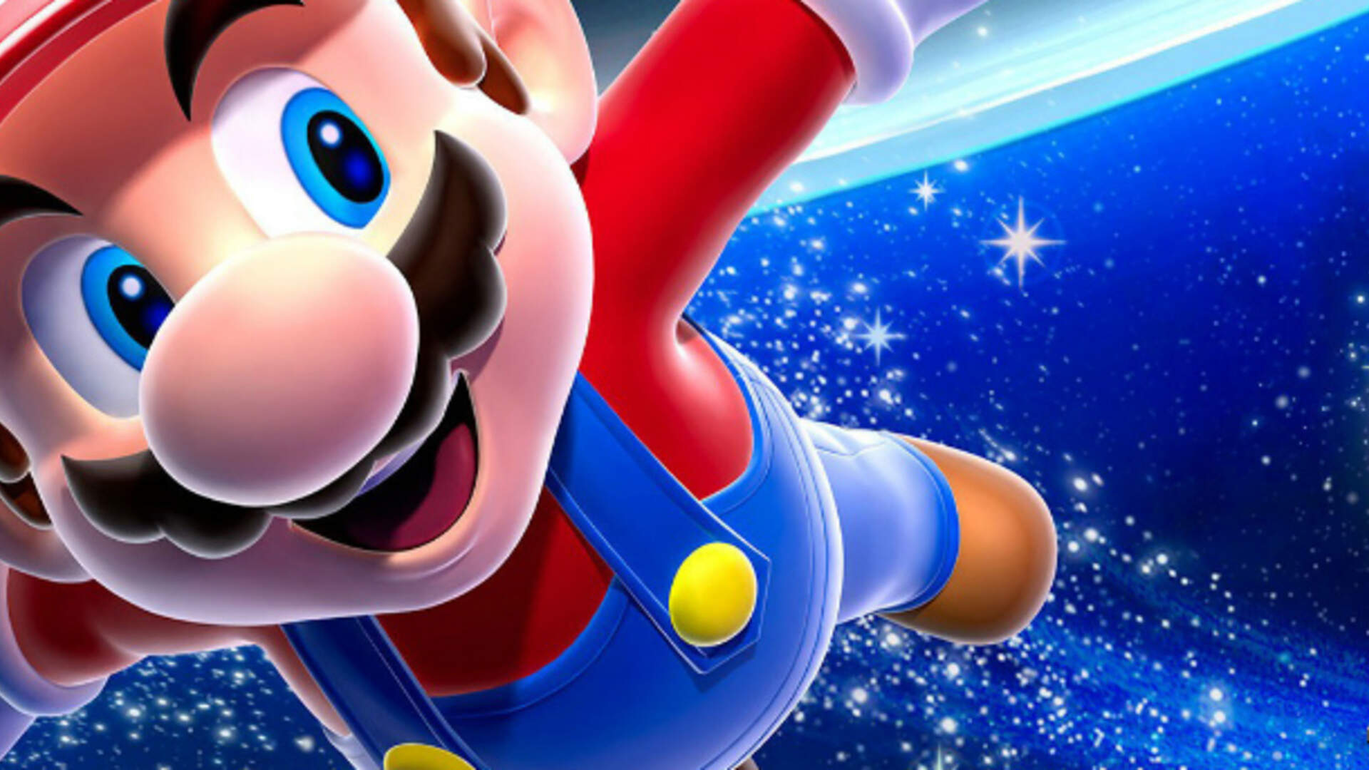 Super Mario Galaxy Launches With Other Wii Games On Nvidia Shield