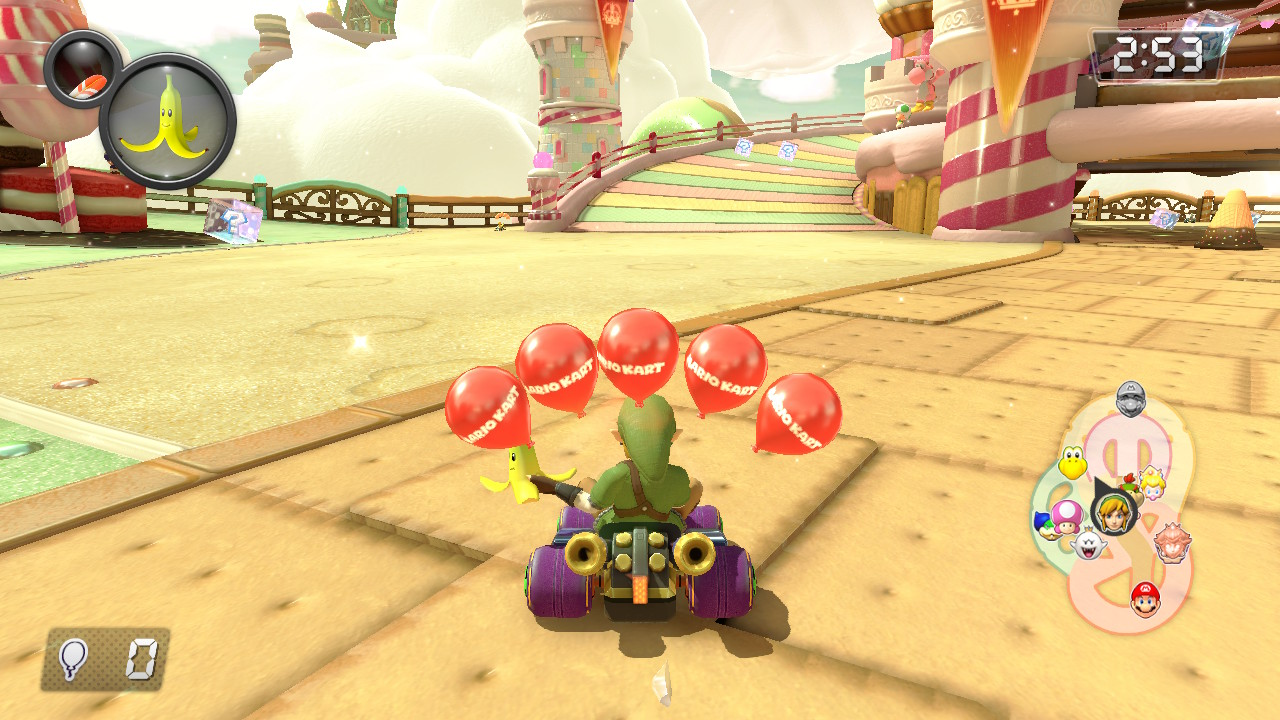 Mario Kart 8 Deluxe Tips Items Battle Mode Guide Weapons