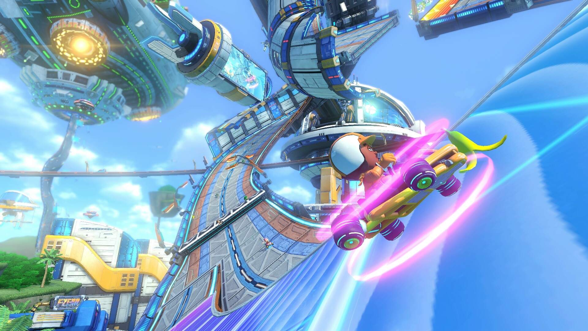 Mario Kart 8 Deluxe Boost Tips How To Slipstream Jump Boost