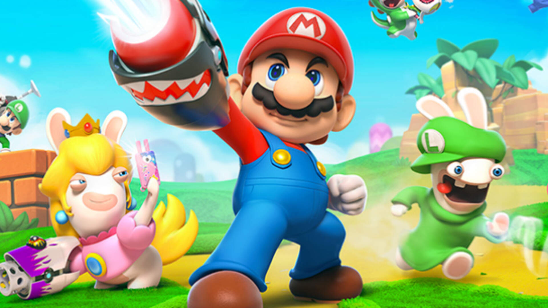 Mario + Rabbids Kingdom Battle: How Did Ubisoft Pitch Nintendo on the Crazy Crossover?