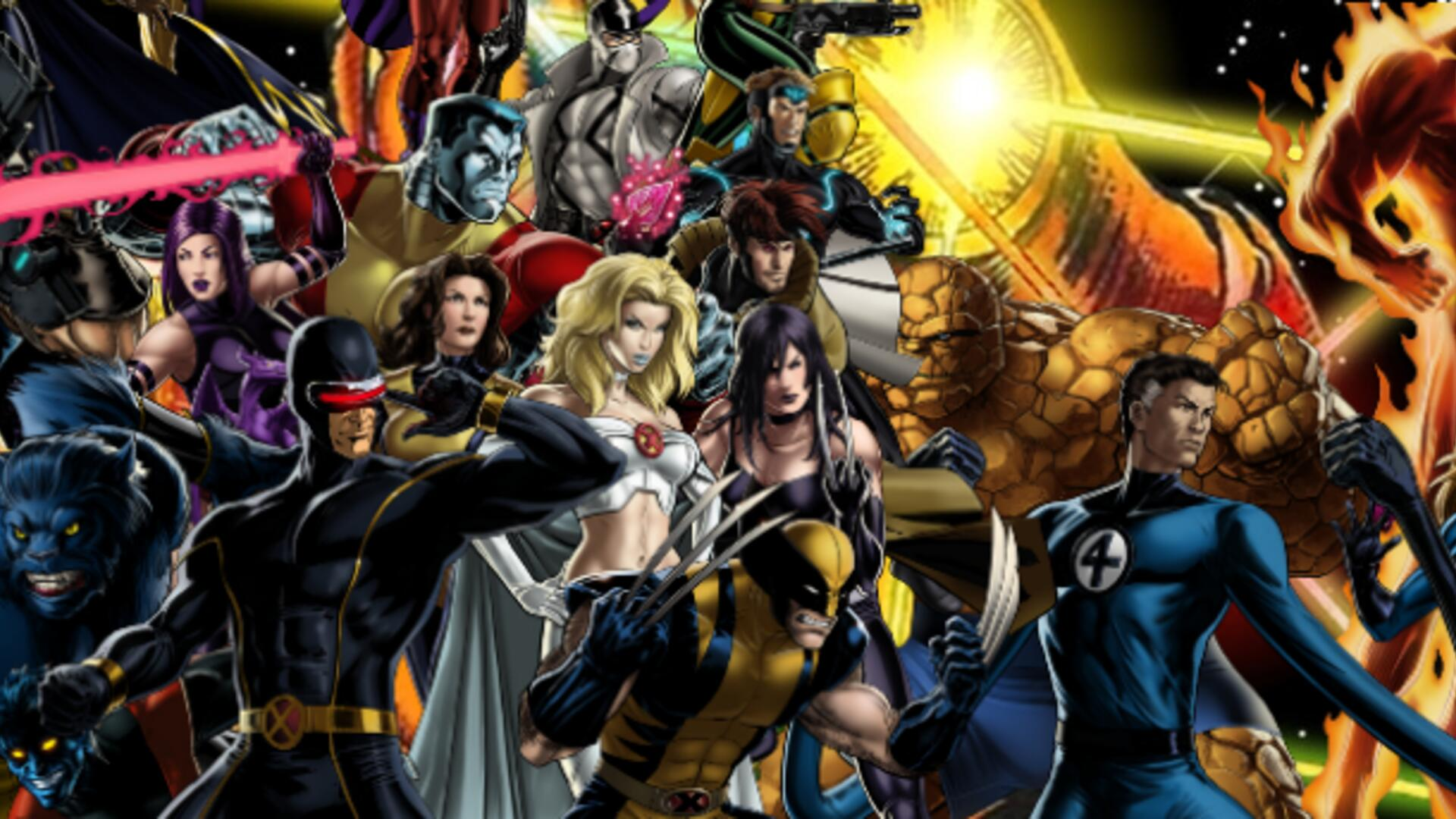 The Disney-Fox Deal, Film Rights, and Their Outcome on Marvel Gaming