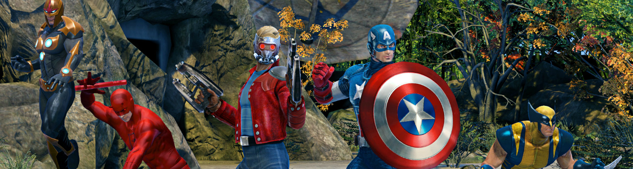 When Games Like Marvel Heroes Shut Down, There Are Hardly