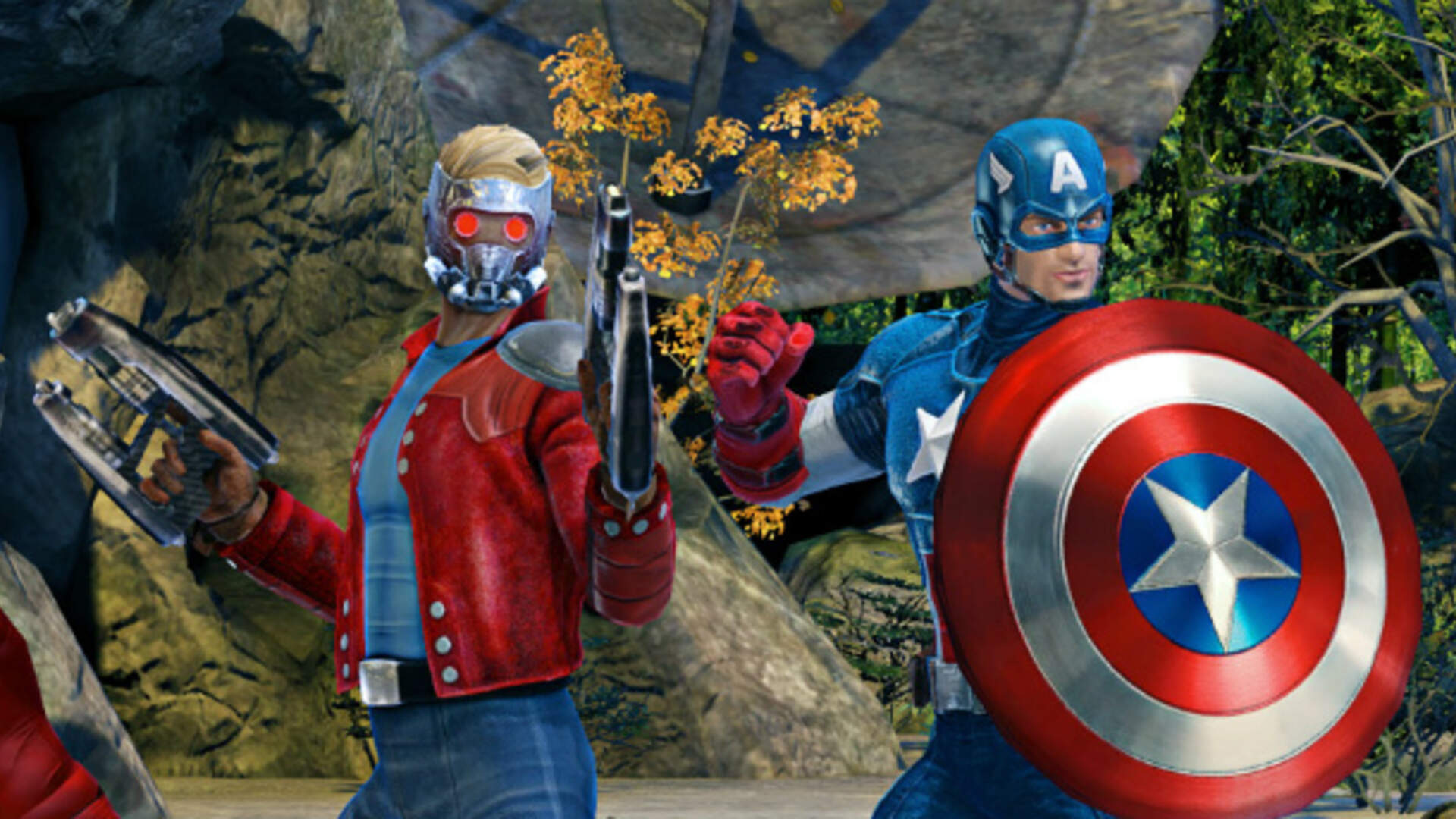 Marvel Heroes Omega Heads to PS4 and Xbox One This Spring